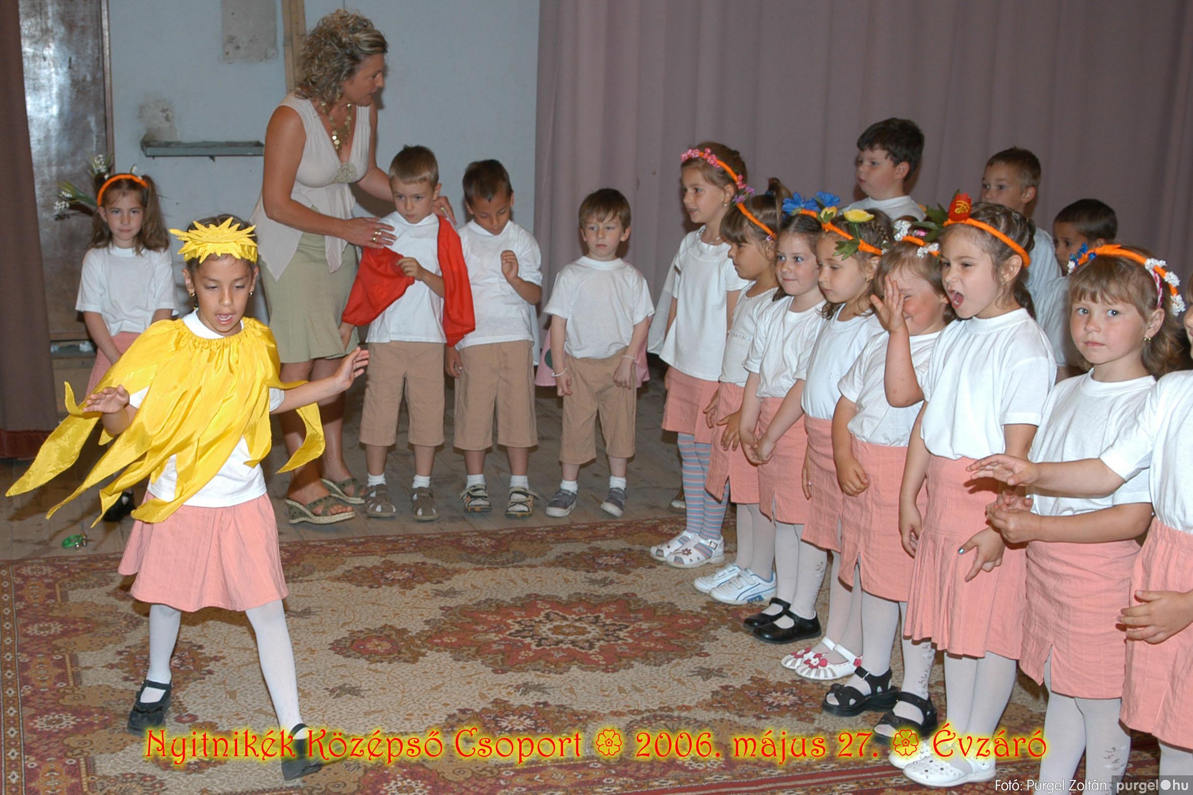 2006.05.27. 136 Kurca-parti Óvoda évzáró 2006. - Nyitnikék csoport - Fotó:PURGEL ZOLTÁN© 504.jpg