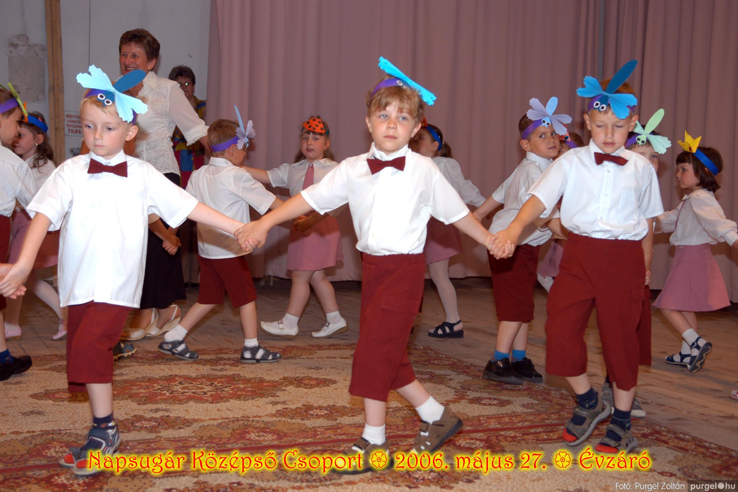 2006.05.27. 132 Kurca-parti Óvoda évzáró 2006. - Napsugár csoport - Fotó:PURGEL ZOLTÁN© 430.jpg