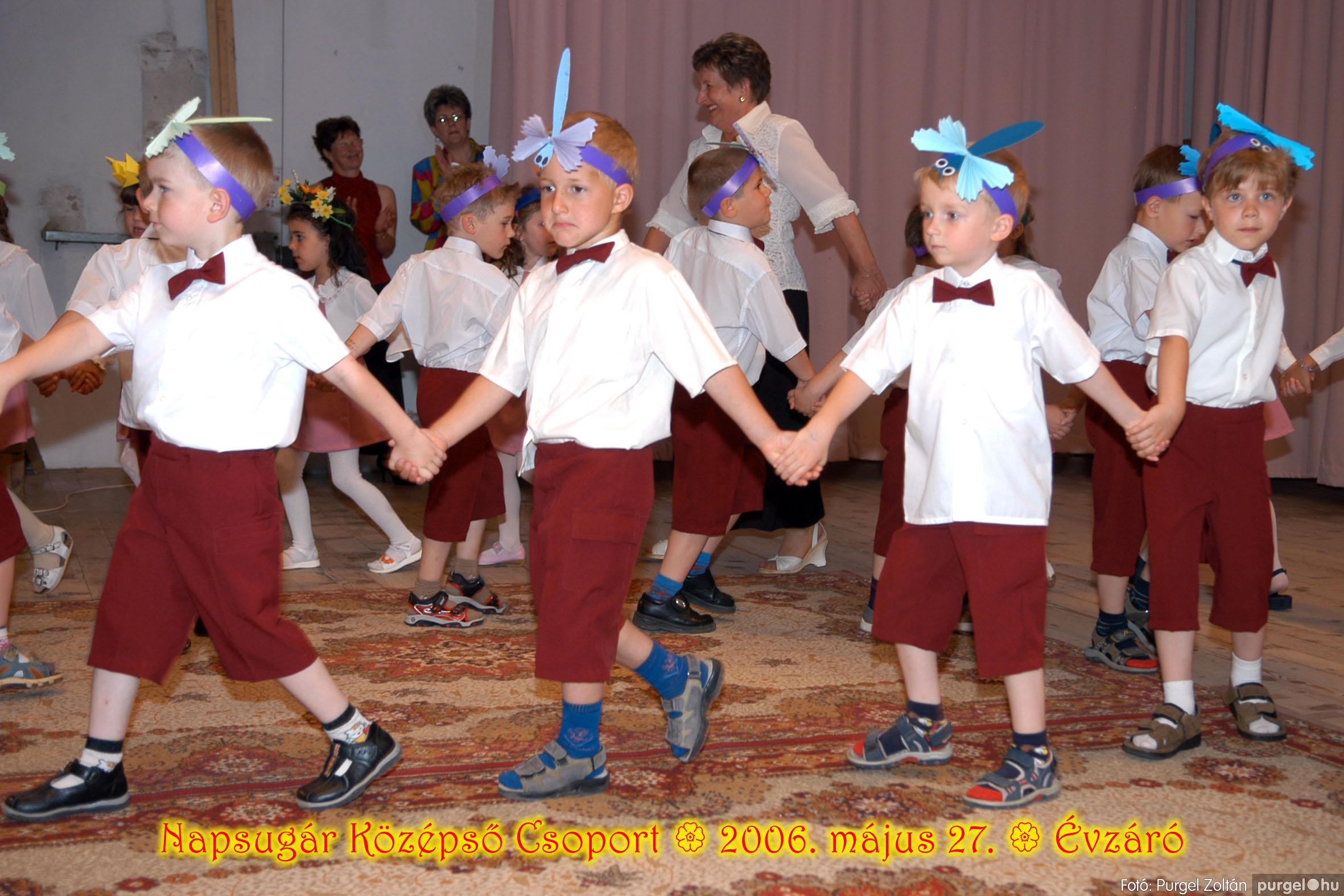 2006.05.27. 131 Kurca-parti Óvoda évzáró 2006. - Napsugár csoport - Fotó:PURGEL ZOLTÁN© 429.jpg