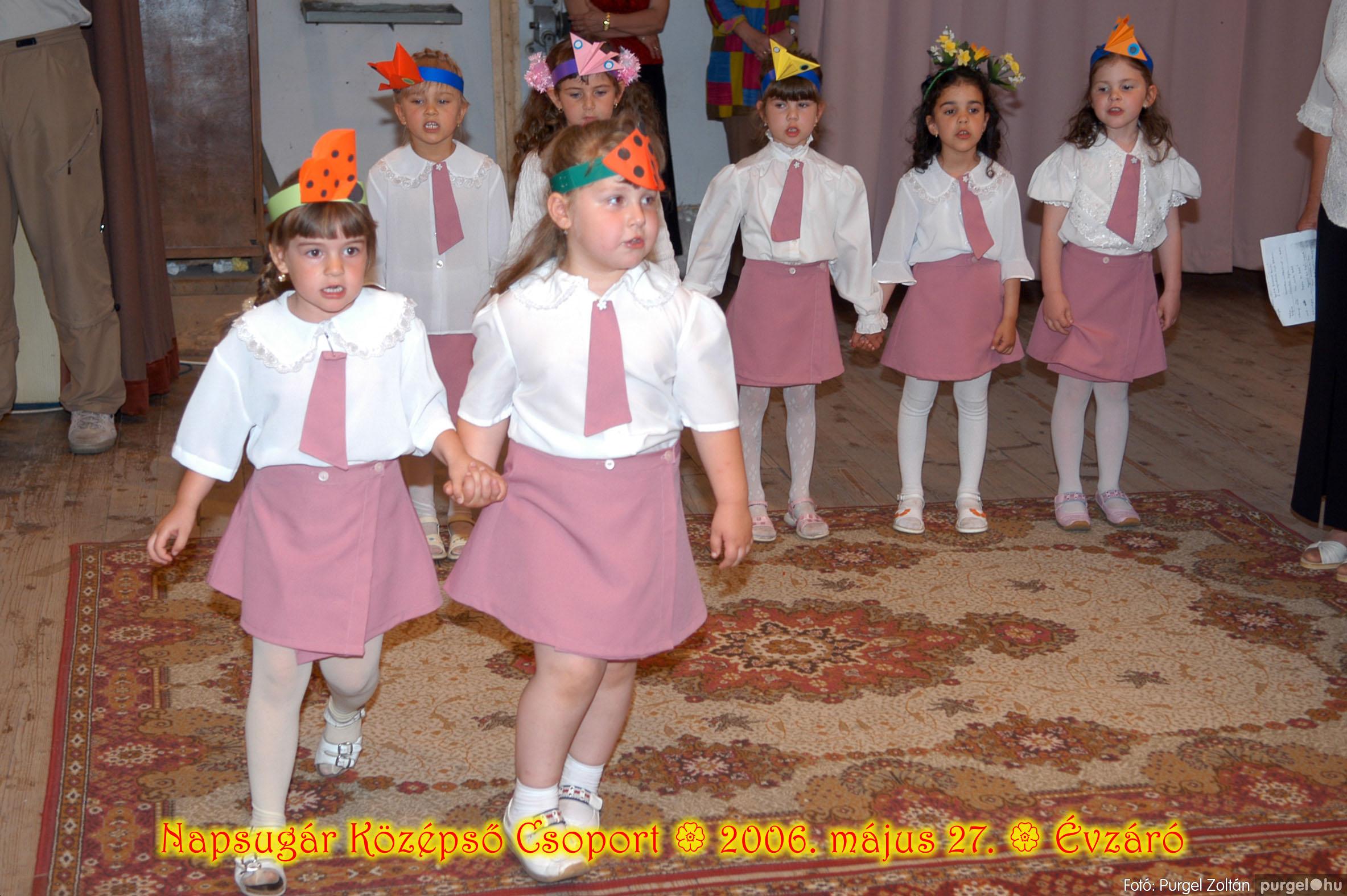 2006.05.27. 124 Kurca-parti Óvoda évzáró 2006. - Napsugár csoport - Fotó:PURGEL ZOLTÁN© 422.jpg