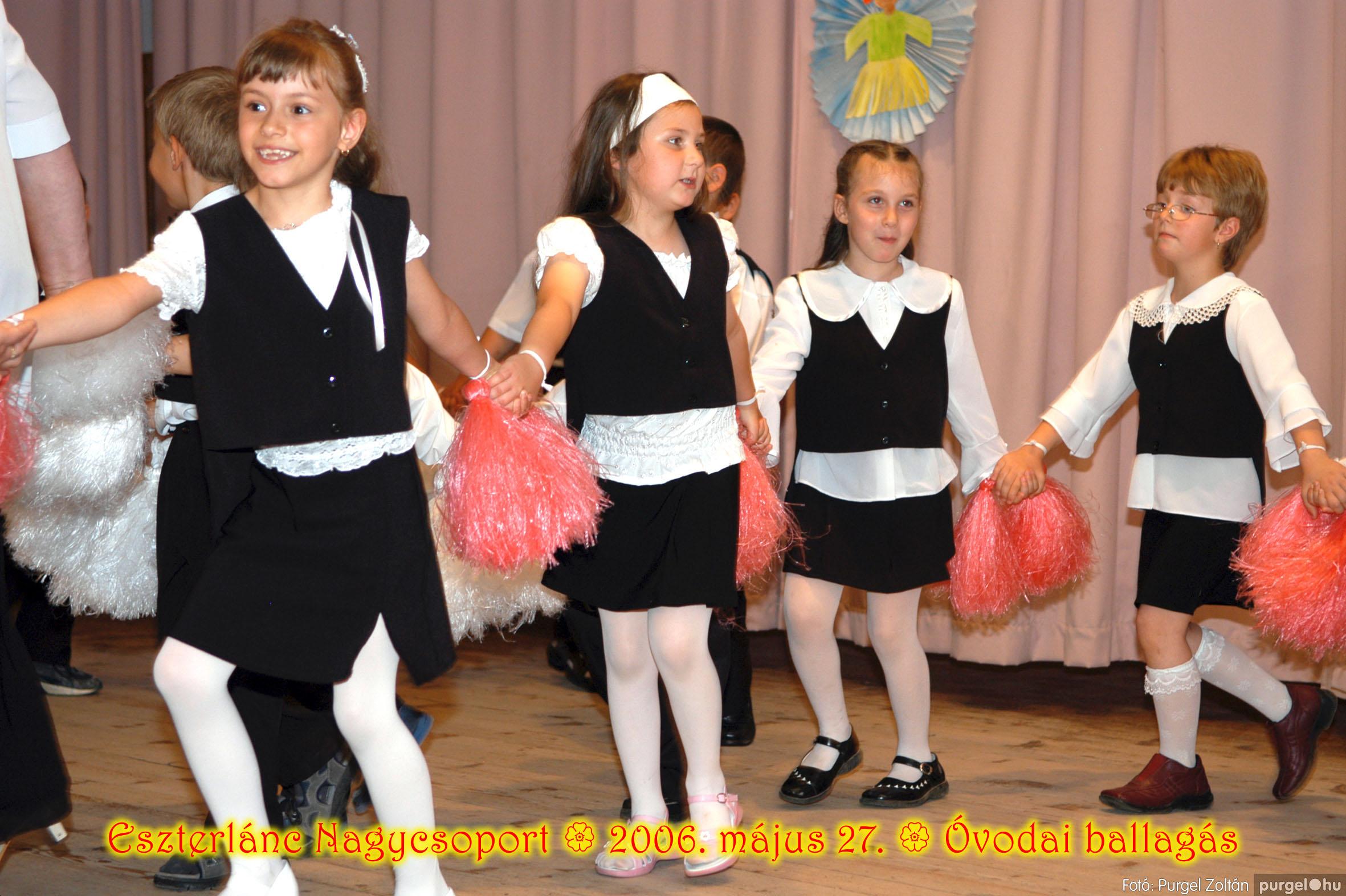 2006.05.27. 097 Kurca-parti Óvoda évzáró 2006. - Eszterlánc csoport - Fotó:PURGEL ZOLTÁN© 125.jpg