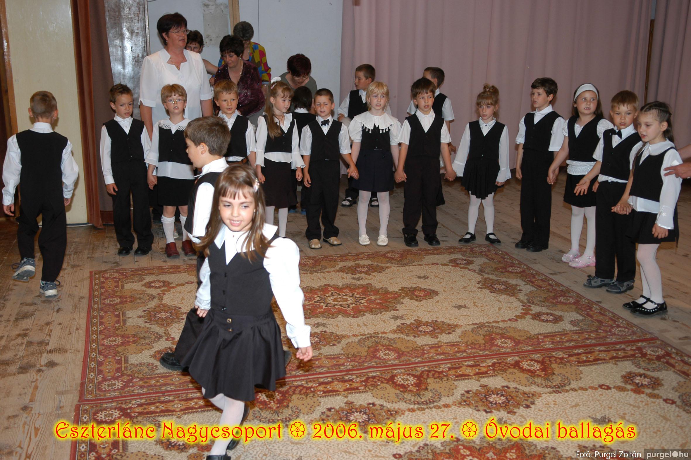 2006.05.27. 093 Kurca-parti Óvoda évzáró 2006. - Eszterlánc csoport - Fotó:PURGEL ZOLTÁN© 121.jpg