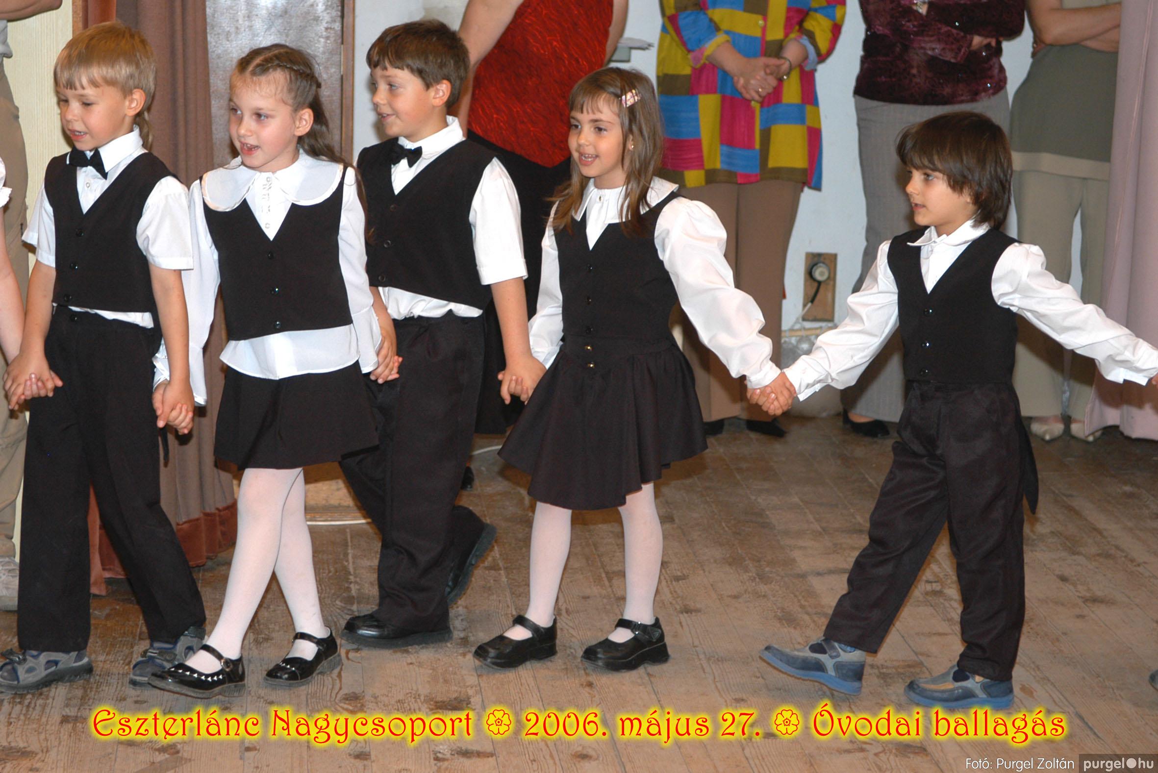 2006.05.27. 077 Kurca-parti Óvoda évzáró 2006. - Eszterlánc csoport - Fotó:PURGEL ZOLTÁN© 105.jpg