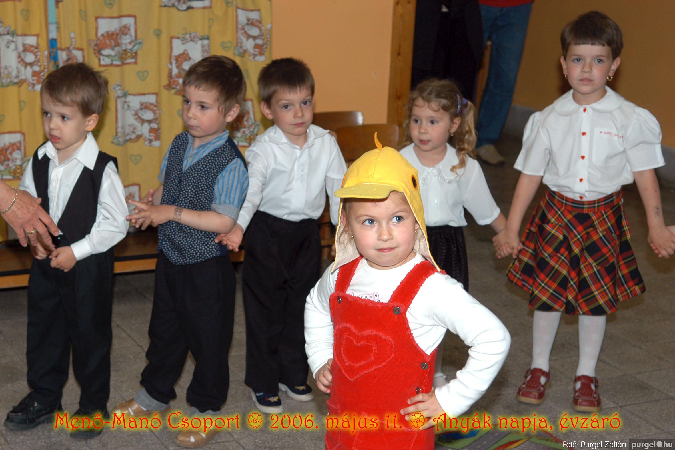 2006.05.11. 029 Kurca-parti Óvoda évzáró 2006. - Menő-Manó csoport - Fotó:PURGEL ZOLTÁN© 311.jpg