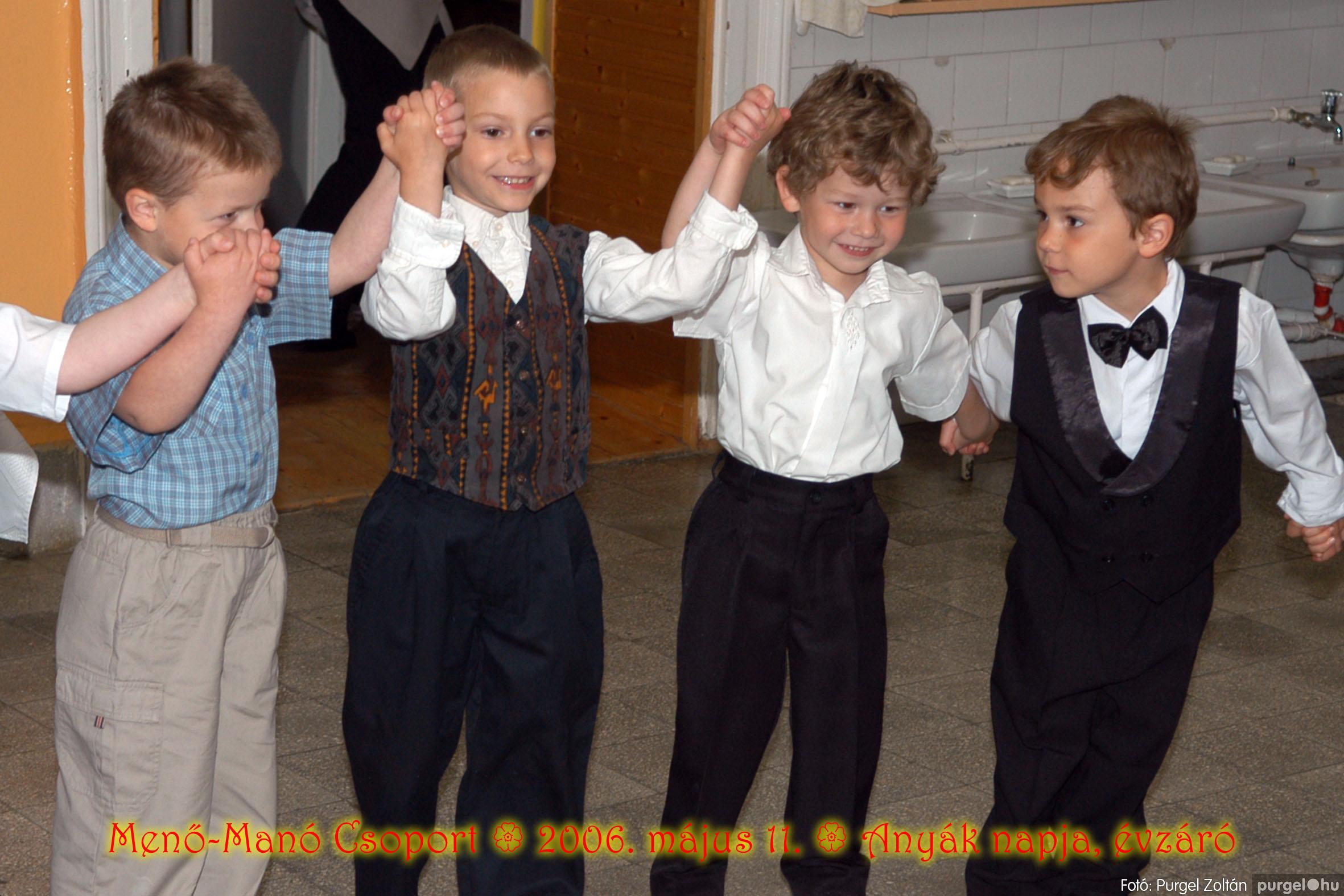 2006.05.11. 026 Kurca-parti Óvoda évzáró 2006. - Menő-Manó csoport - Fotó:PURGEL ZOLTÁN© 308.jpg