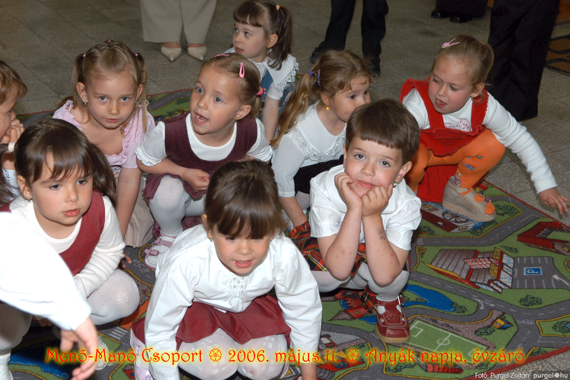 2006.05.11. 025 Kurca-parti Óvoda évzáró 2006. - Menő-Manó csoport - Fotó:PURGEL ZOLTÁN© 307.jpg