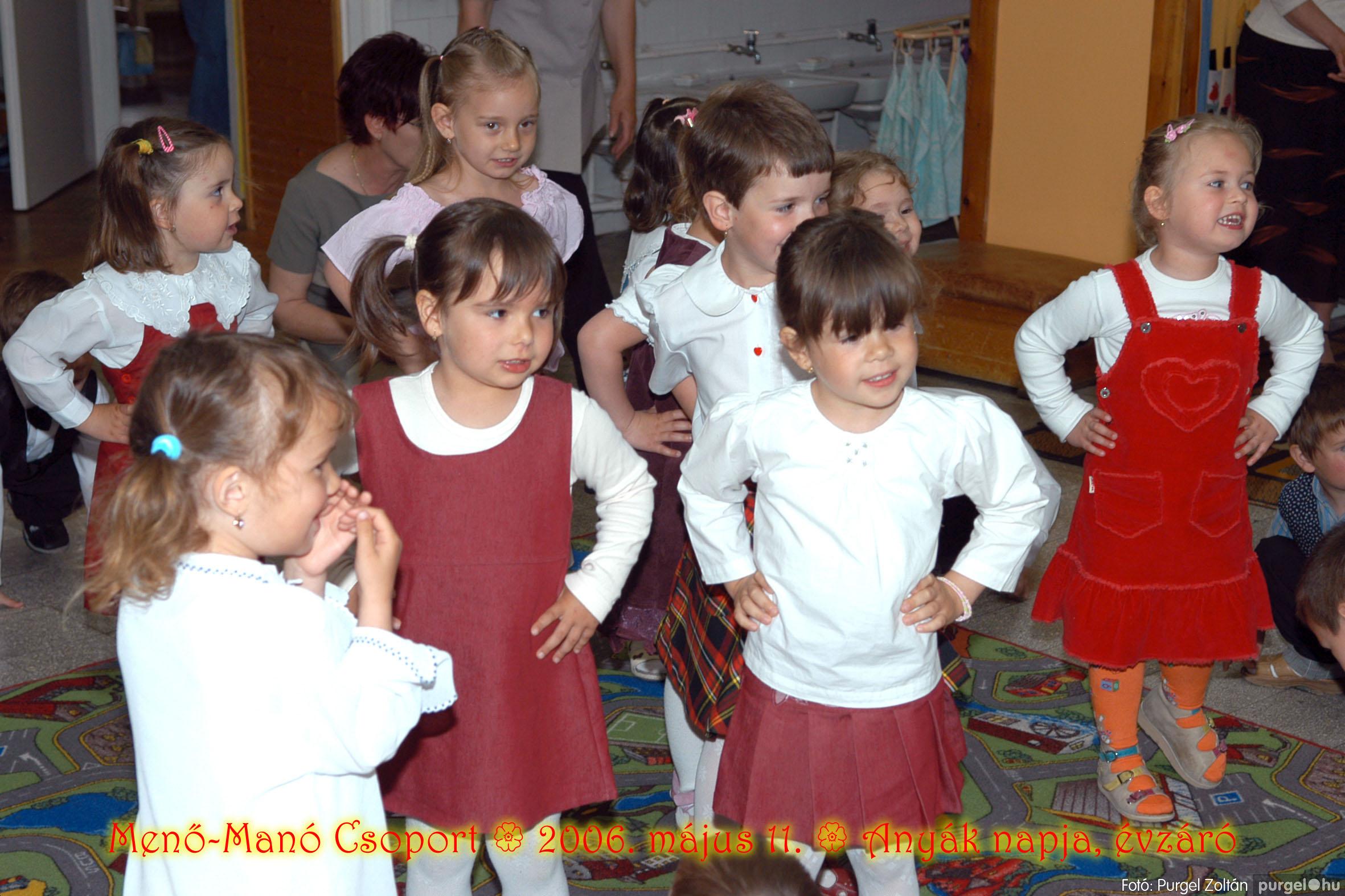 2006.05.11. 023 Kurca-parti Óvoda évzáró 2006. - Menő-Manó csoport - Fotó:PURGEL ZOLTÁN© 305.jpg