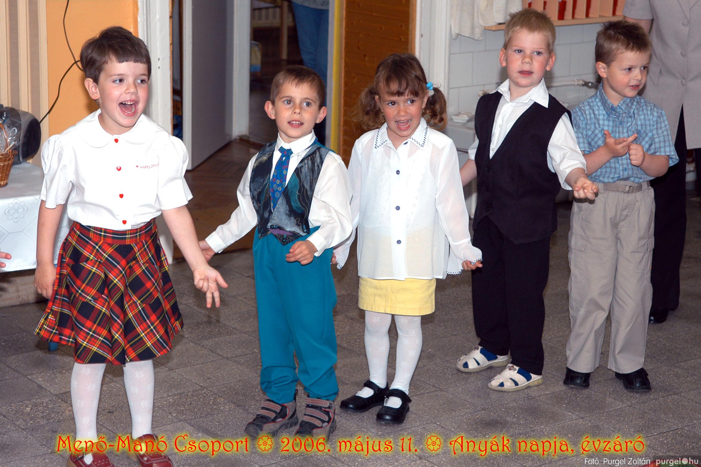2006.05.11. 020 Kurca-parti Óvoda évzáró 2006. - Menő-Manó csoport - Fotó:PURGEL ZOLTÁN© 302.jpg