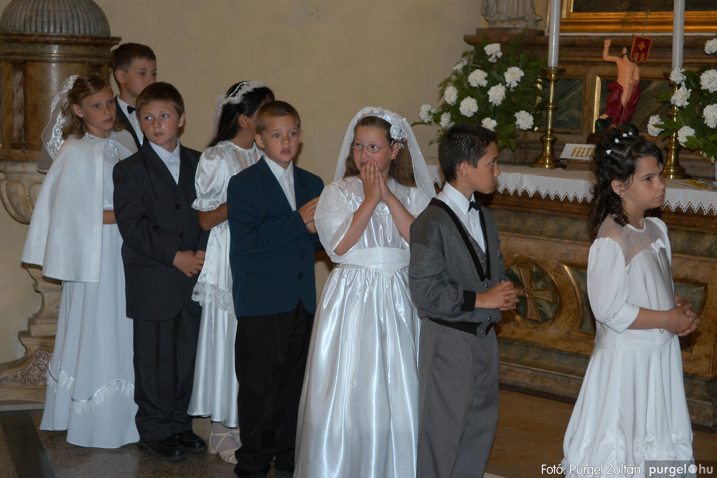 2006.05.21. 060 Kisboldogasszony templom elsőáldozás - Fotó:PURGEL ZOLTÁN© DSC_0318q.jpg
