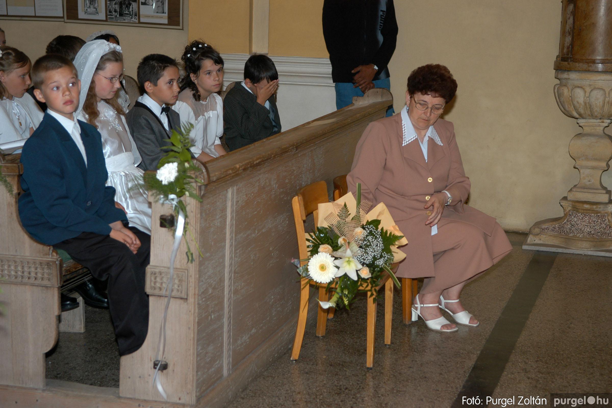 2006.05.21. 057 Kisboldogasszony templom elsőáldozás - Fotó:PURGEL ZOLTÁN© DSC_0315q.jpg
