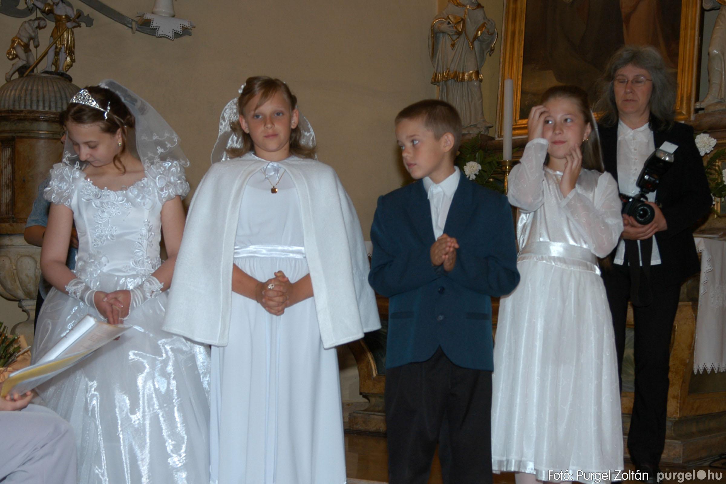 2006.05.21. 055 Kisboldogasszony templom elsőáldozás - Fotó:PURGEL ZOLTÁN© DSC_0313q.jpg