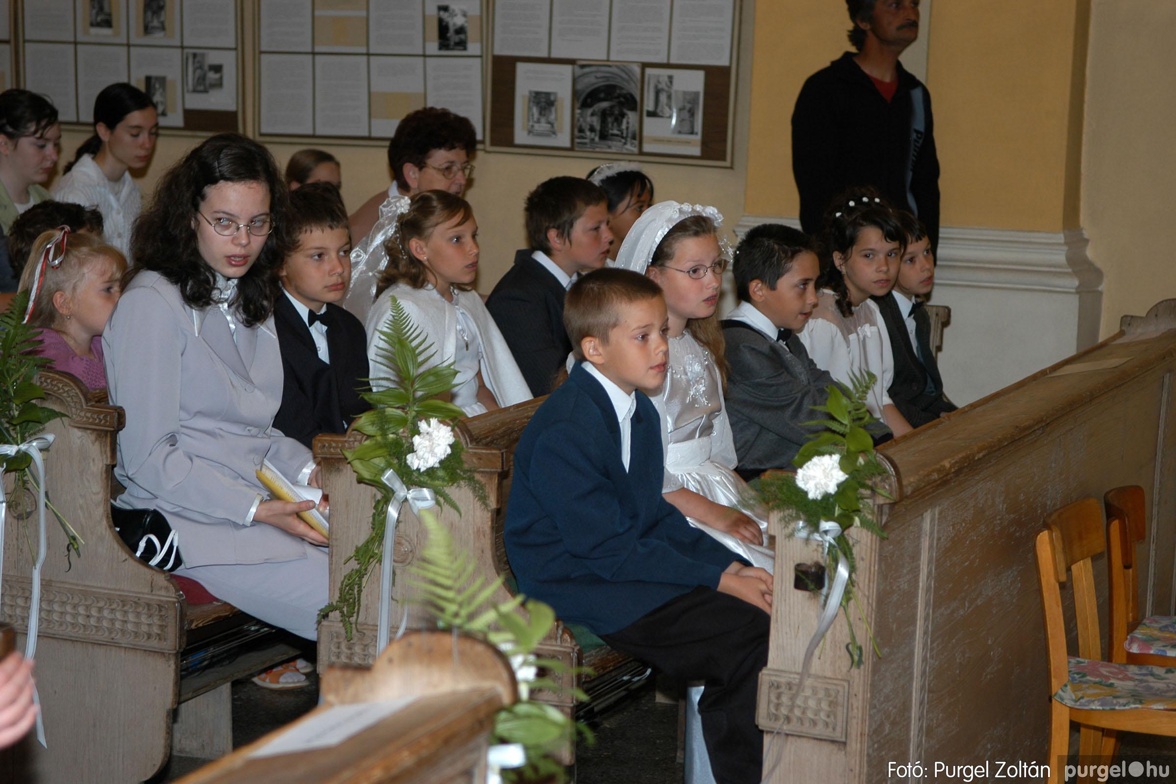 2006.05.21. 028 Kisboldogasszony templom elsőáldozás - Fotó:PURGEL ZOLTÁN© DSC_0263q.jpg