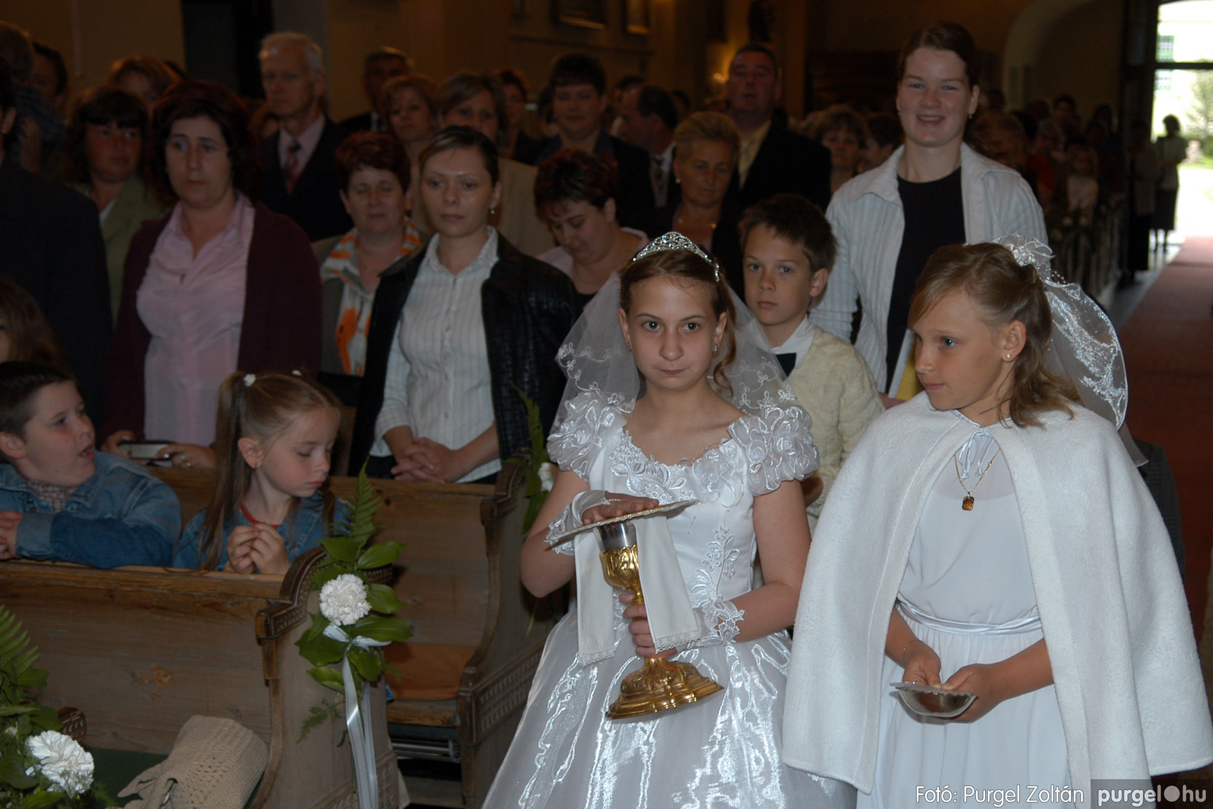 2006.05.21. 022 Kisboldogasszony templom elsőáldozás - Fotó:PURGEL ZOLTÁN© DSC_0252q.jpg