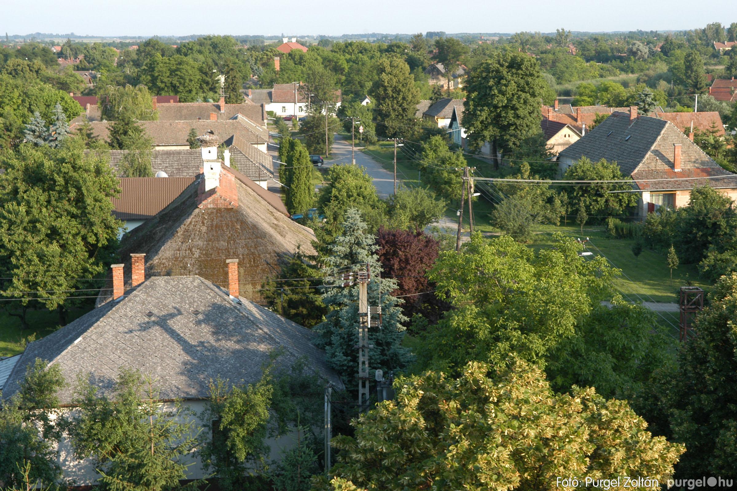 2006.06.16. 019 Kilátás a Kisboldogasszony Templom tornyából - Fotó:PURGEL ZOLTÁN© DSC_0042q.jpg