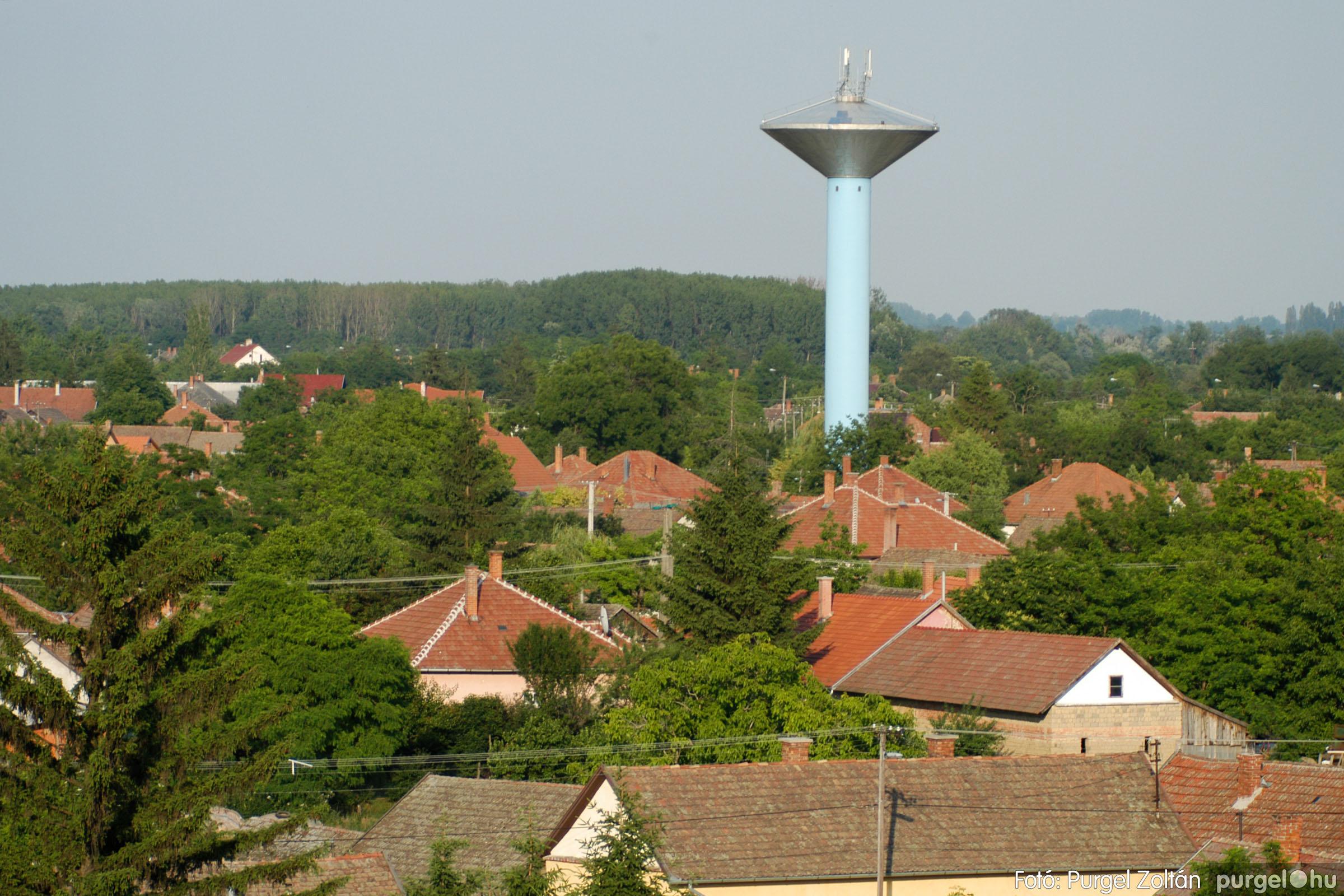 2006.06.16. 012 Kilátás a Kisboldogasszony Templom tornyából - Fotó:PURGEL ZOLTÁN© DSC_0032q.jpg