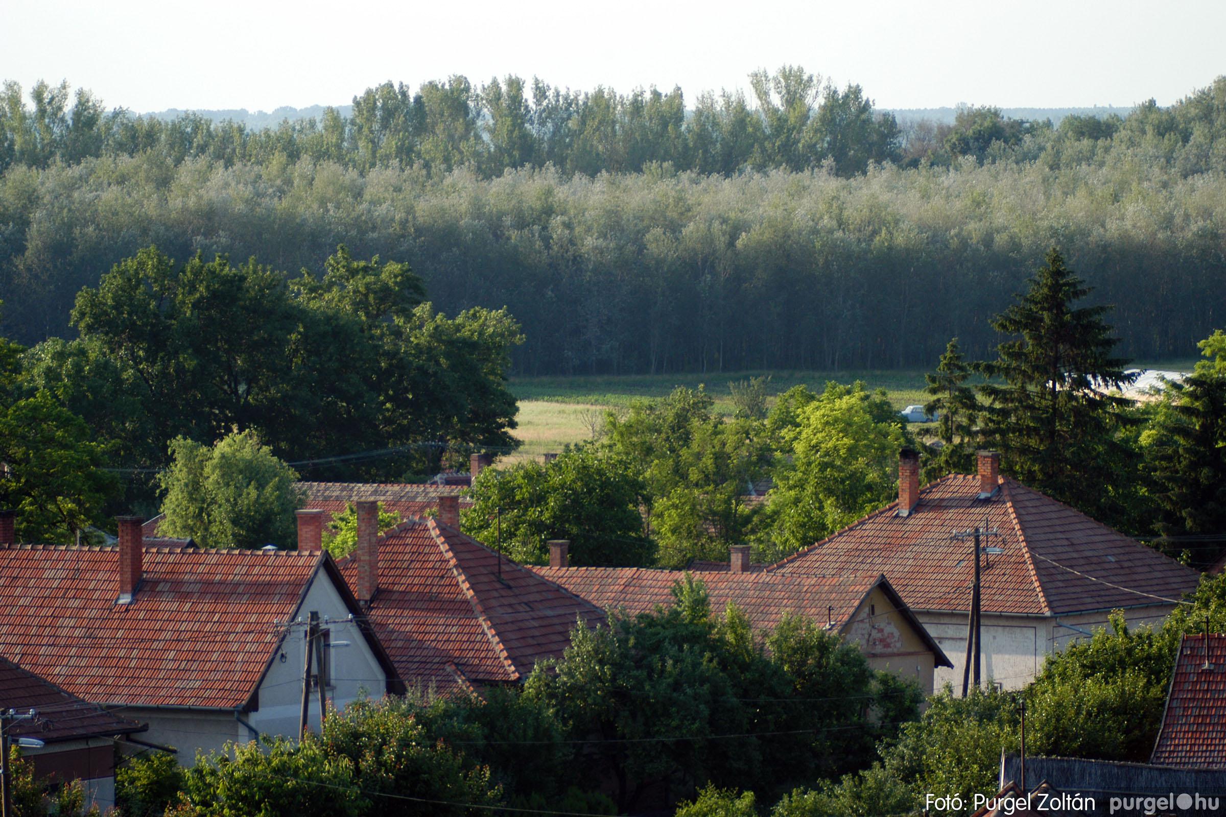 2006.06.16. 015 Kilátás a Kisboldogasszony Templom tornyából - Fotó:PURGEL ZOLTÁN© DSC_0035q.jpg