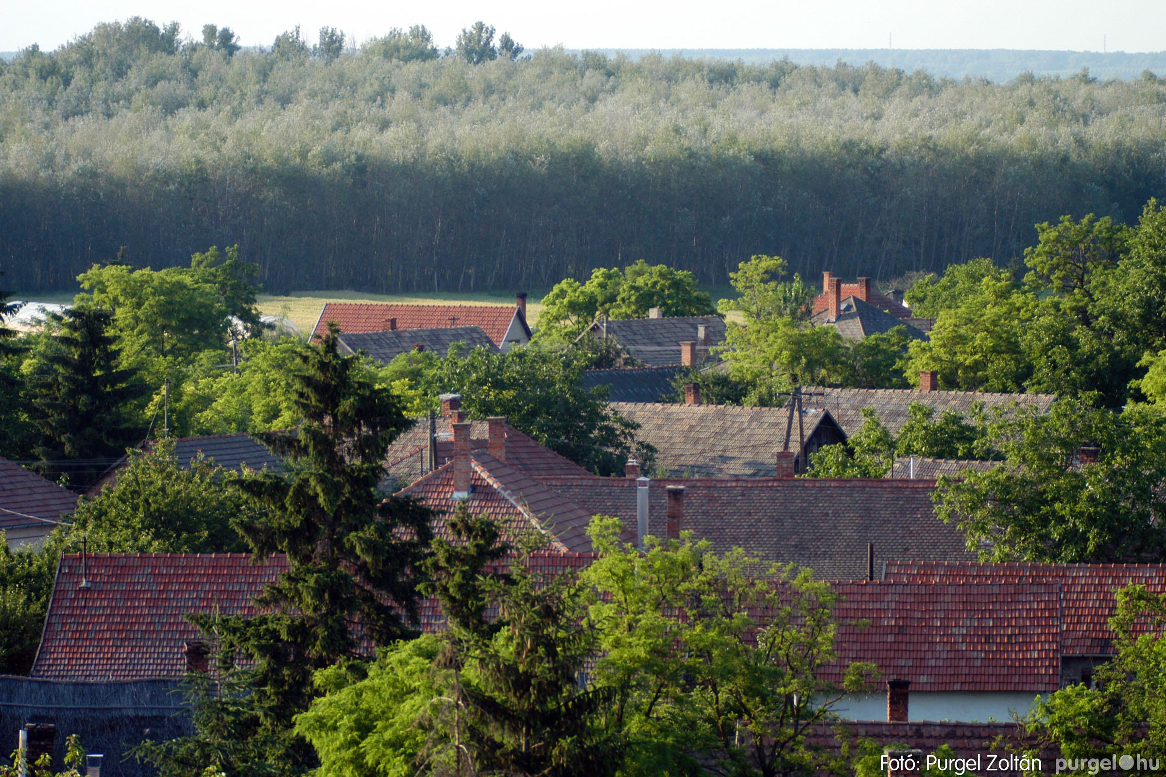 2006.06.16. 014 Kilátás a Kisboldogasszony Templom tornyából - Fotó:PURGEL ZOLTÁN© DSC_0034q.jpg