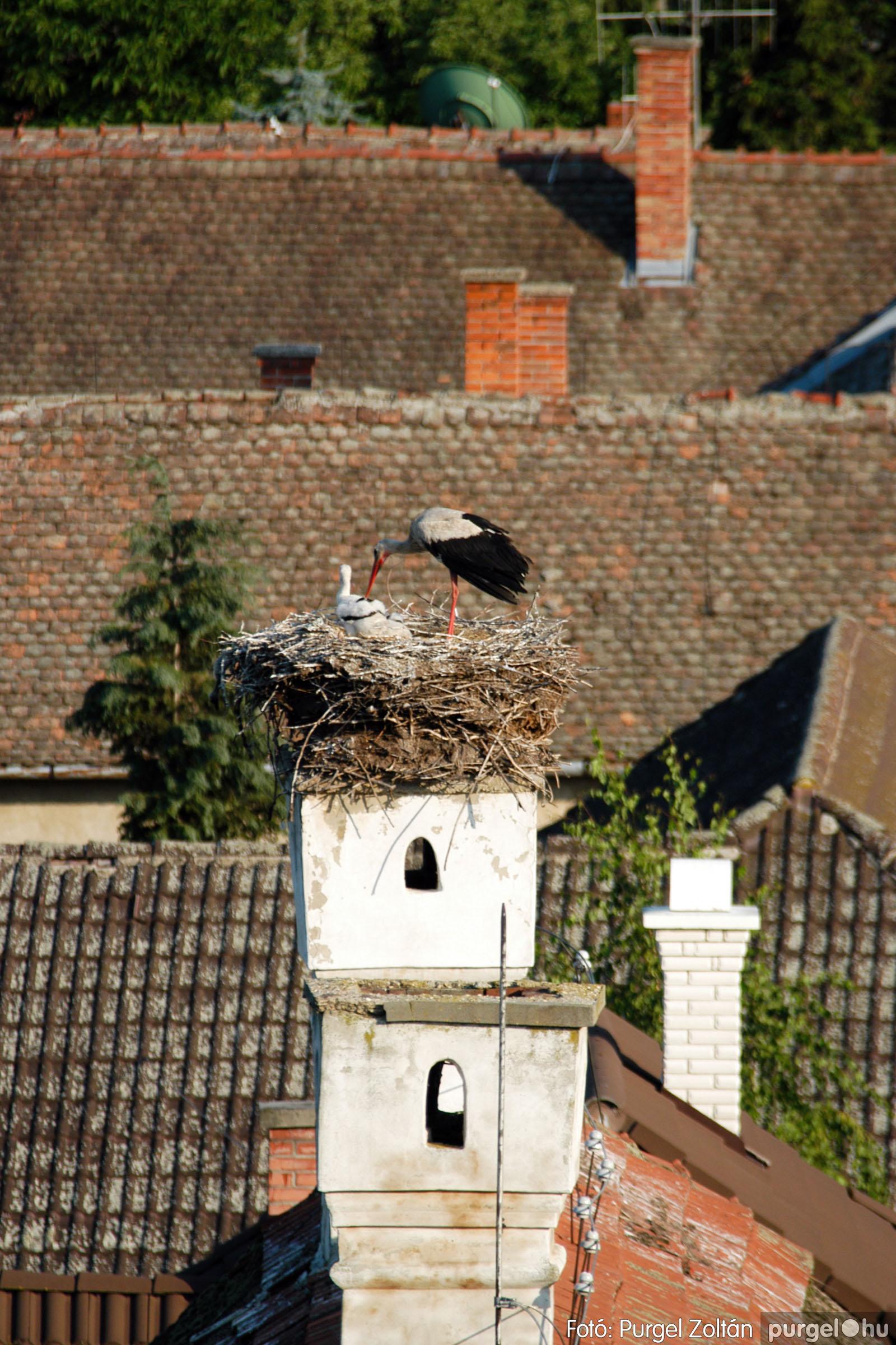 2006.06.16. 001 Kilátás a Kisboldogasszony Templom tornyából - Fotó:PURGEL ZOLTÁN© DSC_0007q.jpg