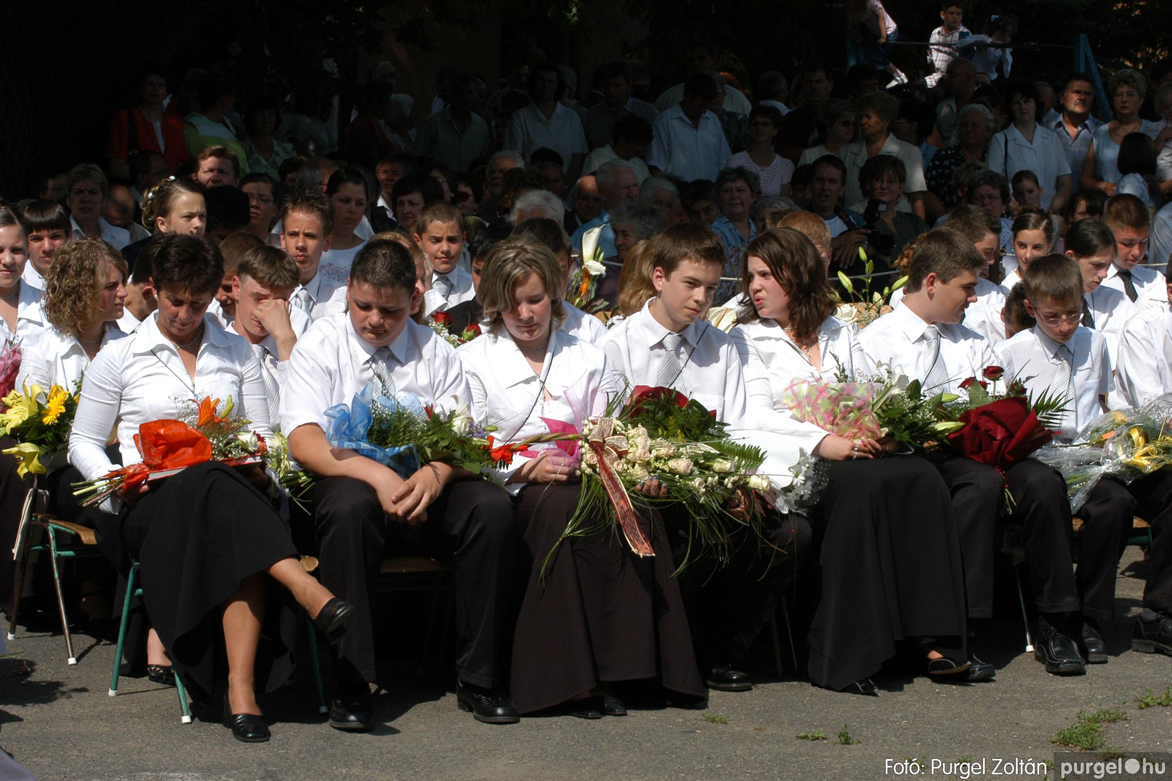 2006.06.17. 066 Forray Máté Általános Iskola ballagás 2006. - Fotó:PURGEL ZOLTÁN© DSC_0087q.jpg