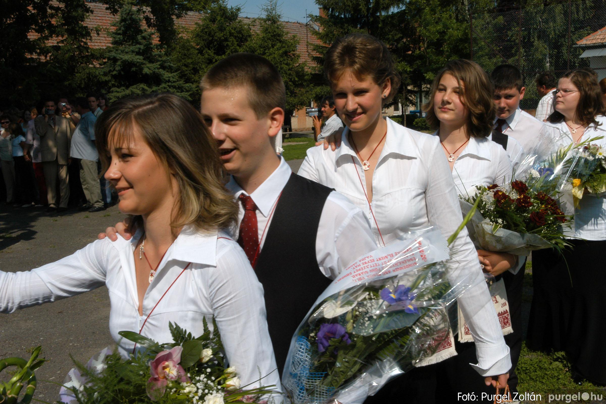 2006.06.17. 038 Forray Máté Általános Iskola ballagás 2006. - Fotó:PURGEL ZOLTÁN© DSC_0056q.jpg