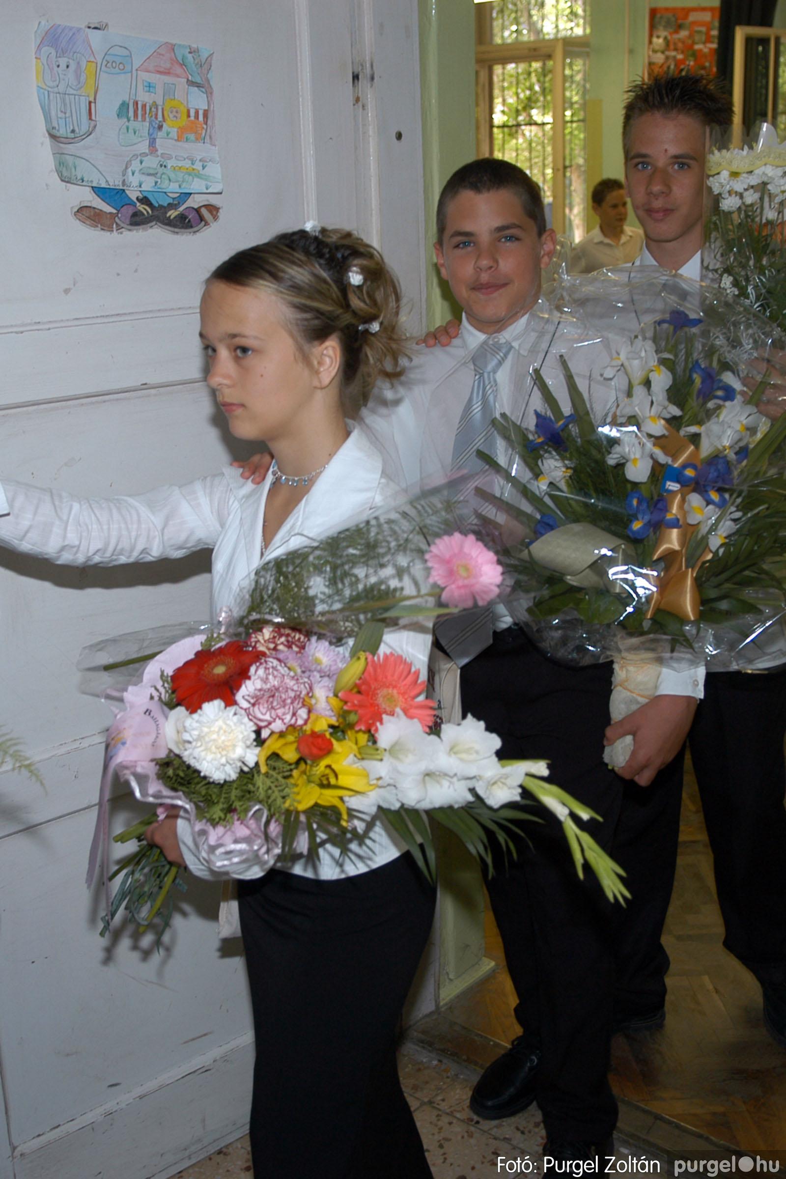 2006.06.17. 018 Forray Máté Általános Iskola ballagás 2006. - Fotó:PURGEL ZOLTÁN© DSC_0026q.jpg