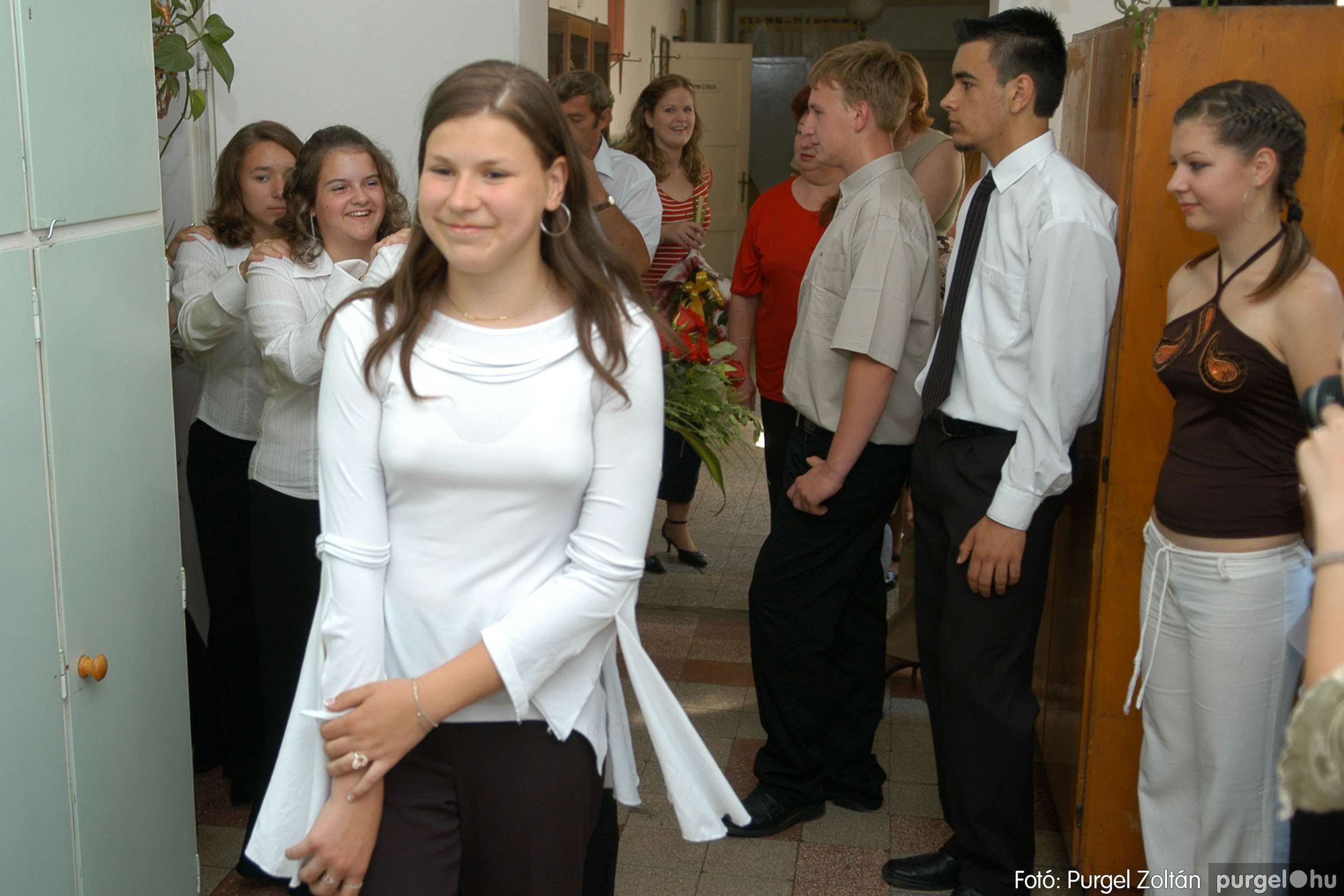 2006.06.17. 011 Forray Máté Általános Iskola ballagás 2006. - Fotó:PURGEL ZOLTÁN© DSC_0015q.jpg