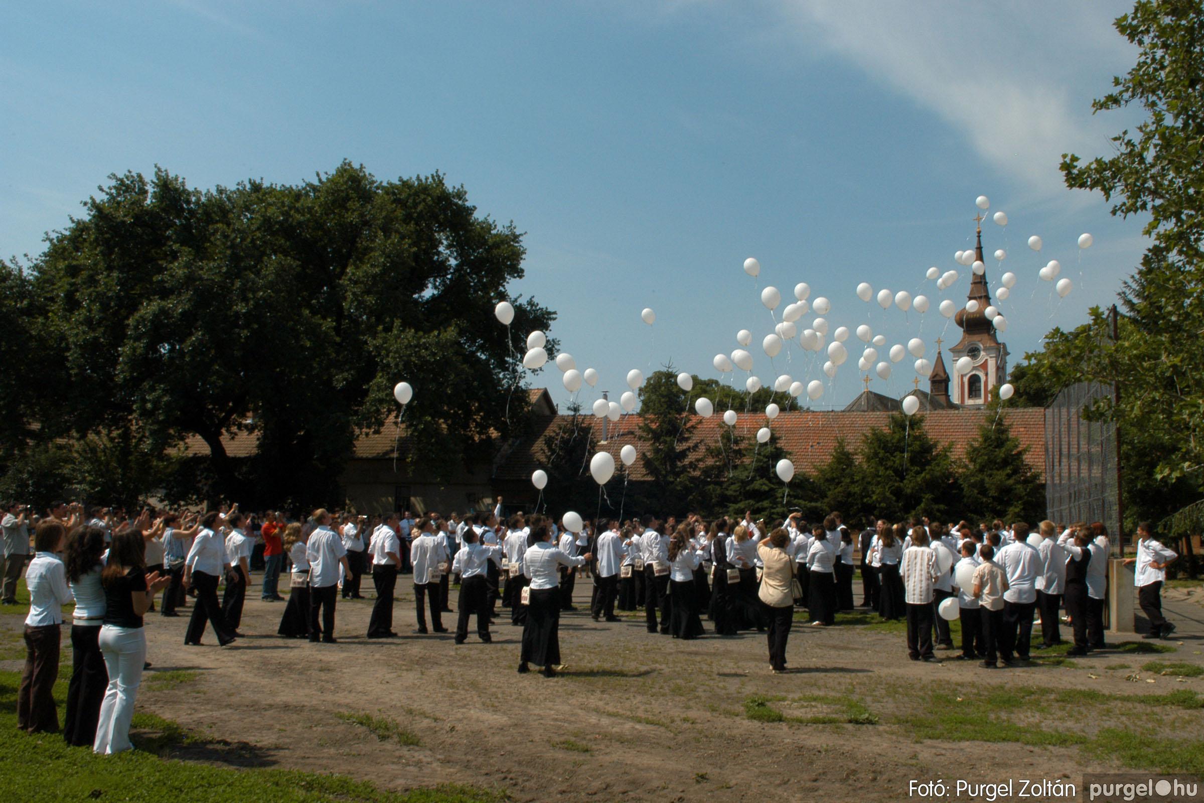 2006.06.17. 129 Forray Máté Általános Iskola ballagás 2006. - Fotó:PURGEL ZOLTÁN© DSC_0180q.jpg