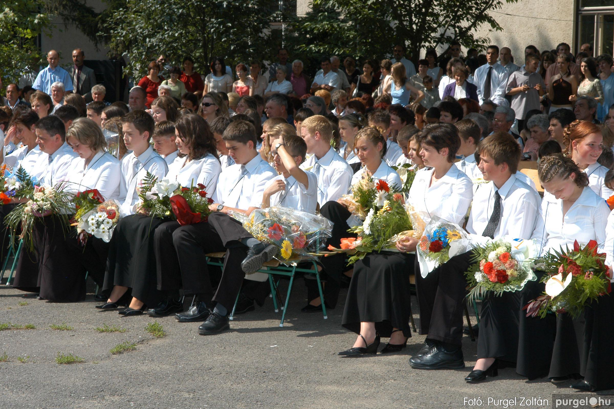 2006.06.17. 085 Forray Máté Általános Iskola ballagás 2006. - Fotó:PURGEL ZOLTÁN© DSC_0109q.jpg