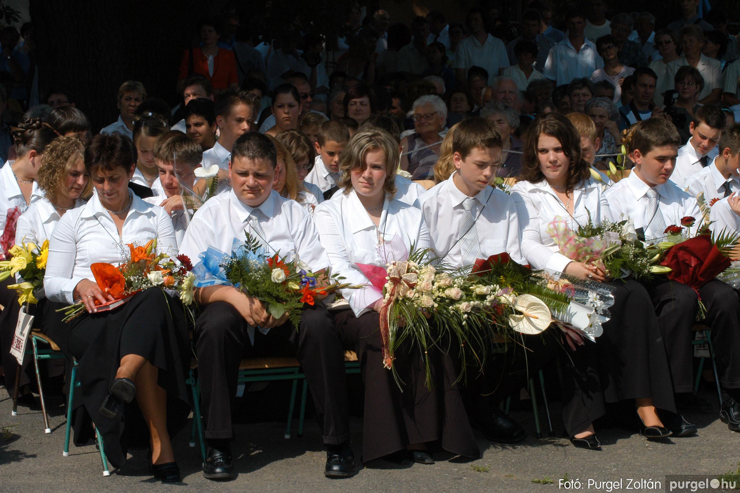 2006.06.17. 084 Forray Máté Általános Iskola ballagás 2006. - Fotó:PURGEL ZOLTÁN© DSC_0108q.jpg