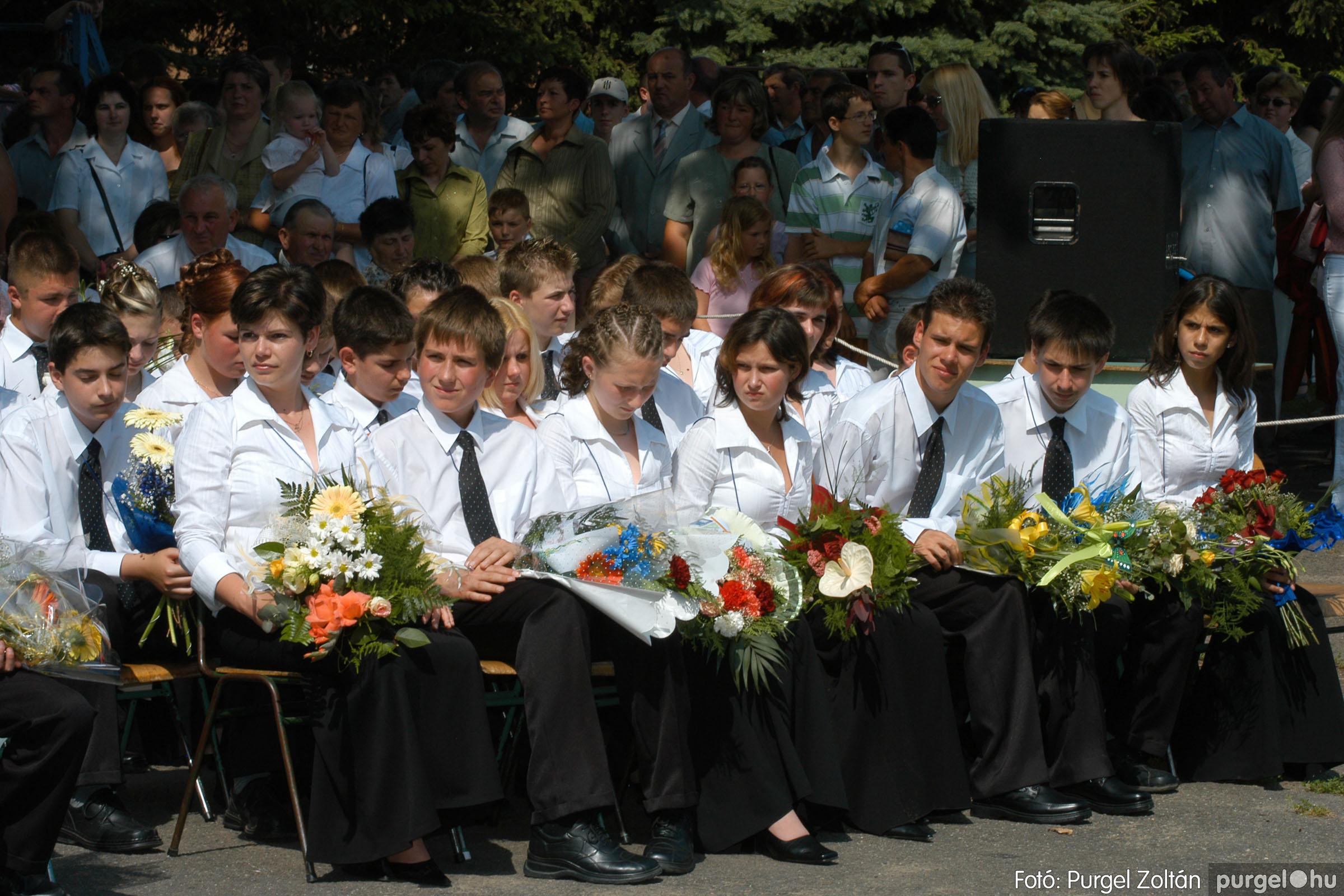 2006.06.17. 083 Forray Máté Általános Iskola ballagás 2006. - Fotó:PURGEL ZOLTÁN© DSC_0107q.jpg
