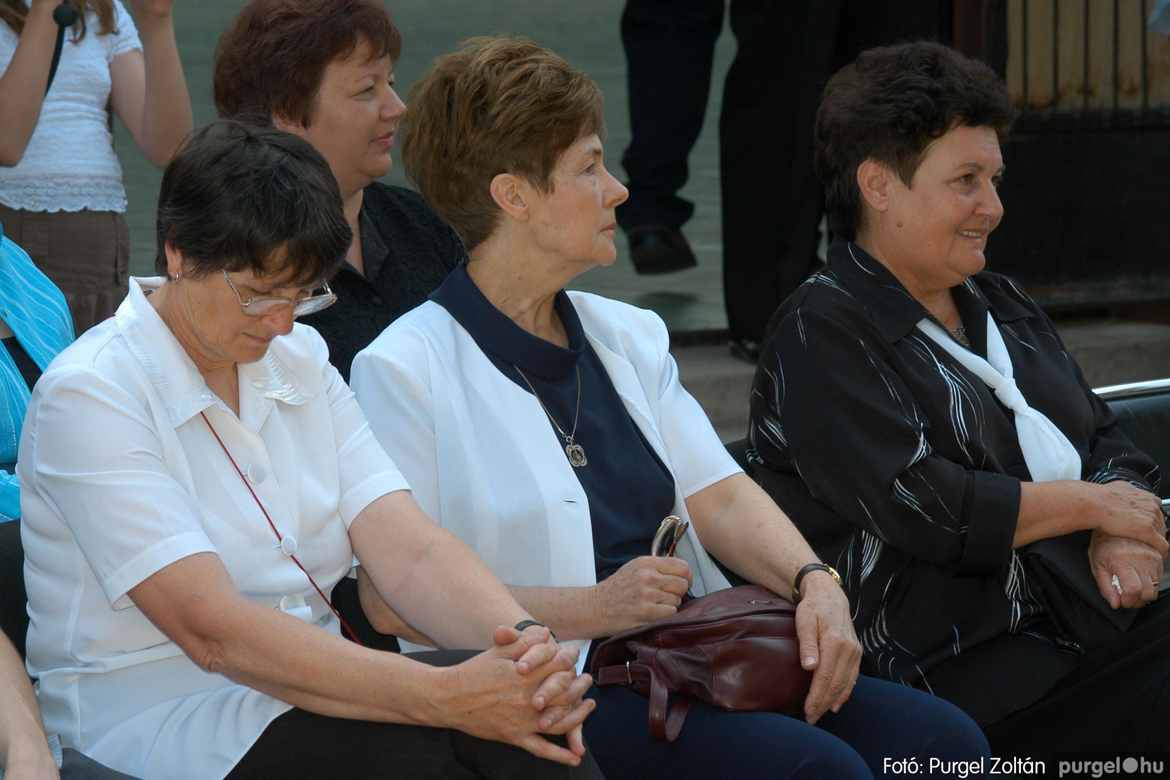 2006.06.17. 079 Forray Máté Általános Iskola ballagás 2006. - Fotó:PURGEL ZOLTÁN© DSC_0100q.jpg