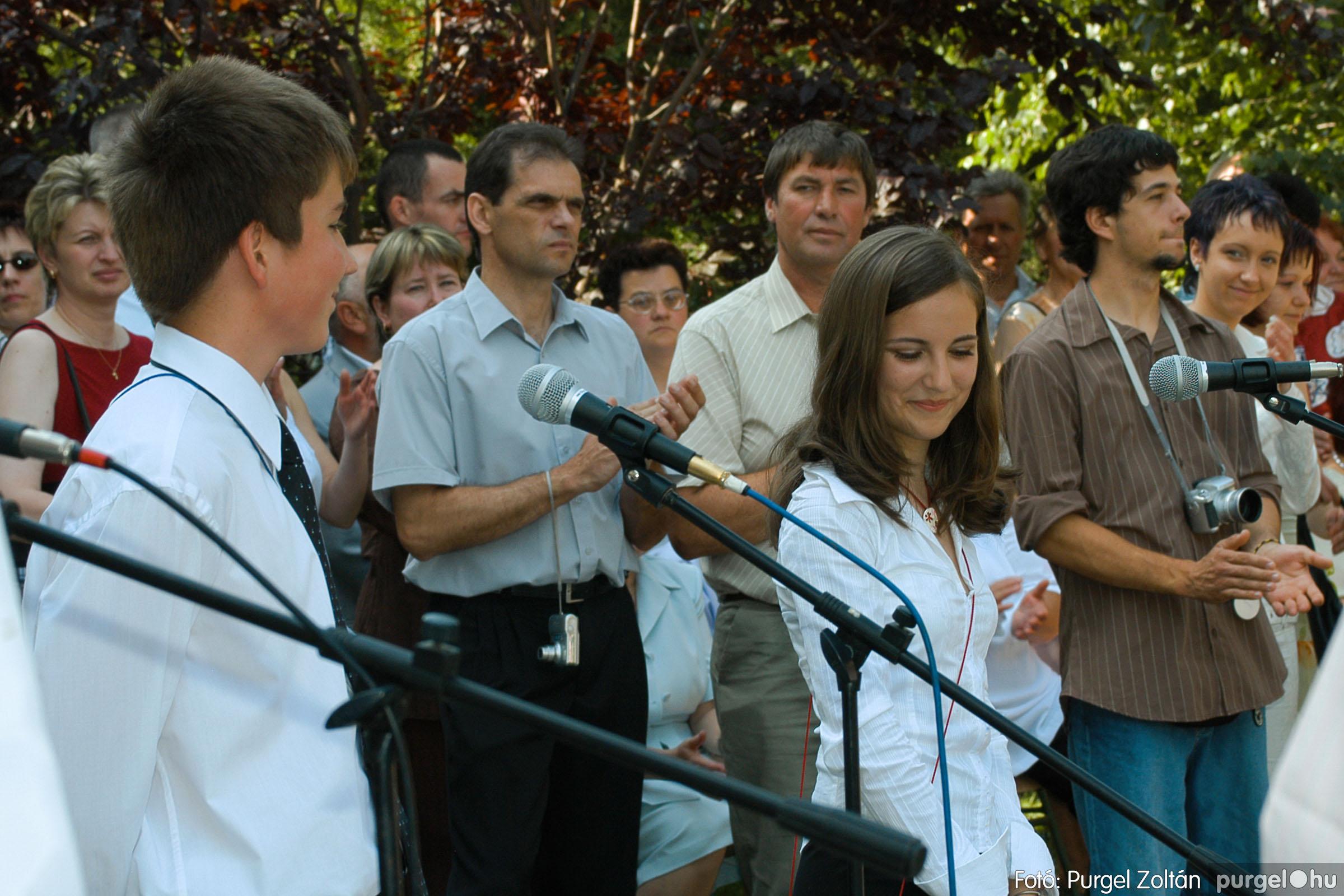 2006.06.17. 068 Forray Máté Általános Iskola ballagás 2006. - Fotó:PURGEL ZOLTÁN© DSC_0089q.jpg