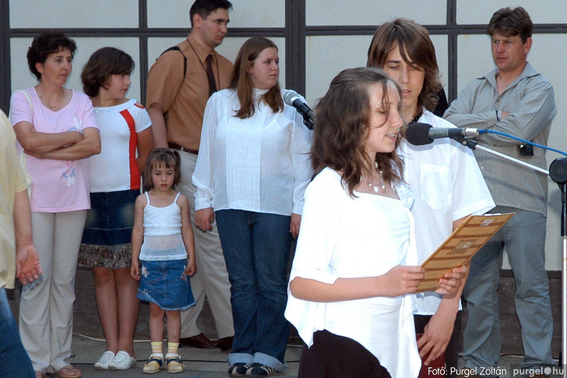 2006.06.17. 051 Forray Máté Általános Iskola ballagás 2006. - Fotó:PURGEL ZOLTÁN© DSC_0070q.jpg