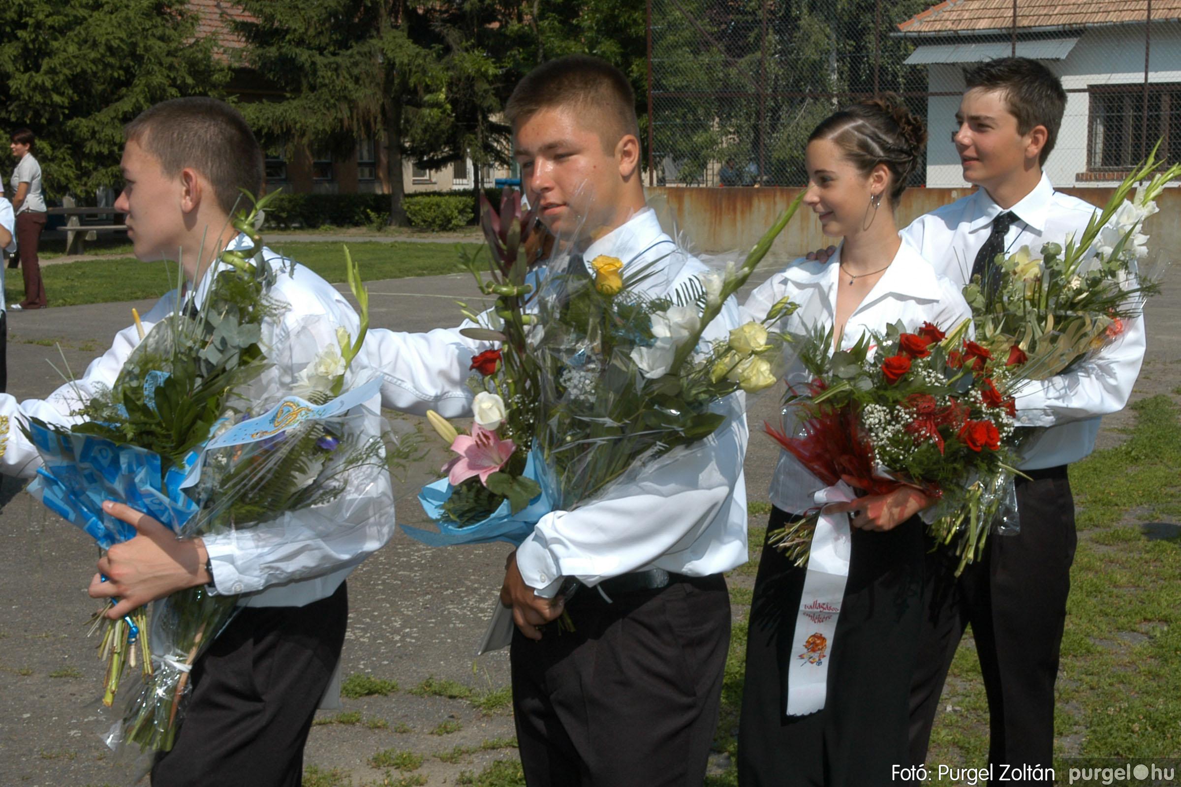 2006.06.17. 050 Forray Máté Általános Iskola ballagás 2006. - Fotó:PURGEL ZOLTÁN© DSC_0069q.jpg