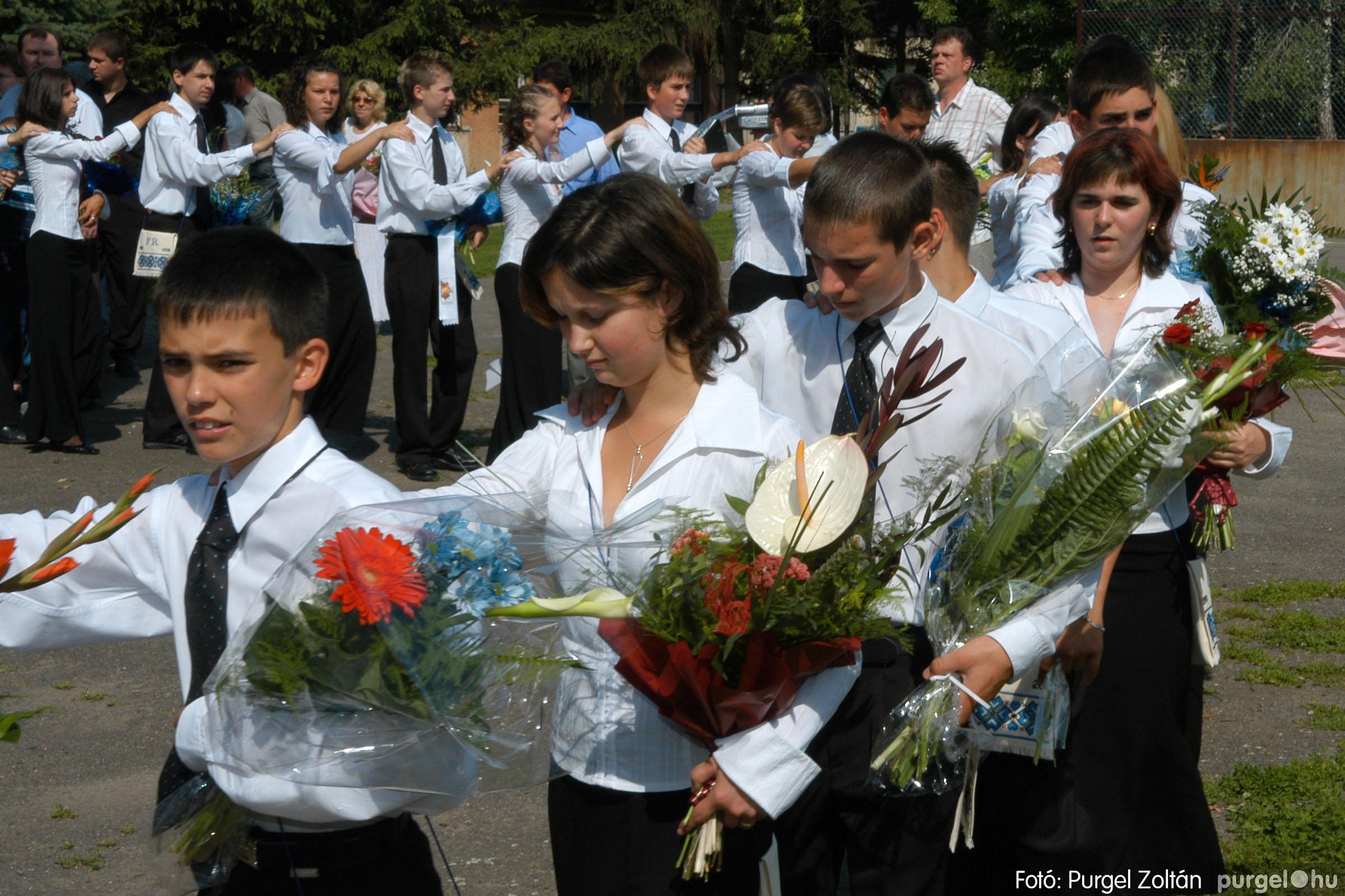 2006.06.17. 046 Forray Máté Általános Iskola ballagás 2006. - Fotó:PURGEL ZOLTÁN© DSC_0065q.jpg