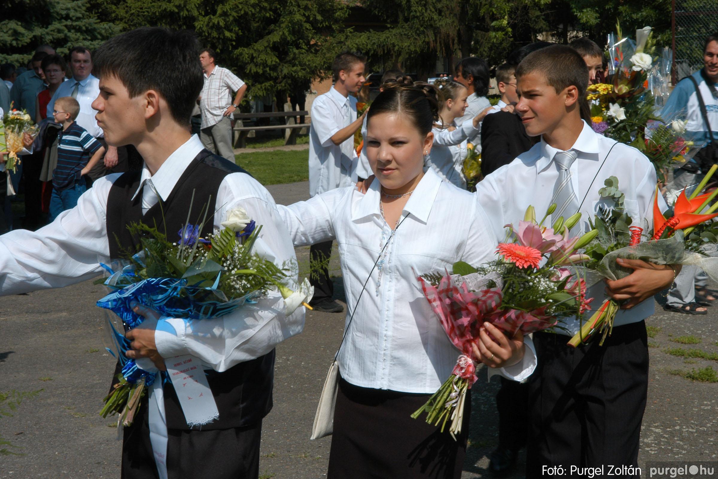 2006.06.17. 043 Forray Máté Általános Iskola ballagás 2006. - Fotó:PURGEL ZOLTÁN© DSC_0061q.jpg