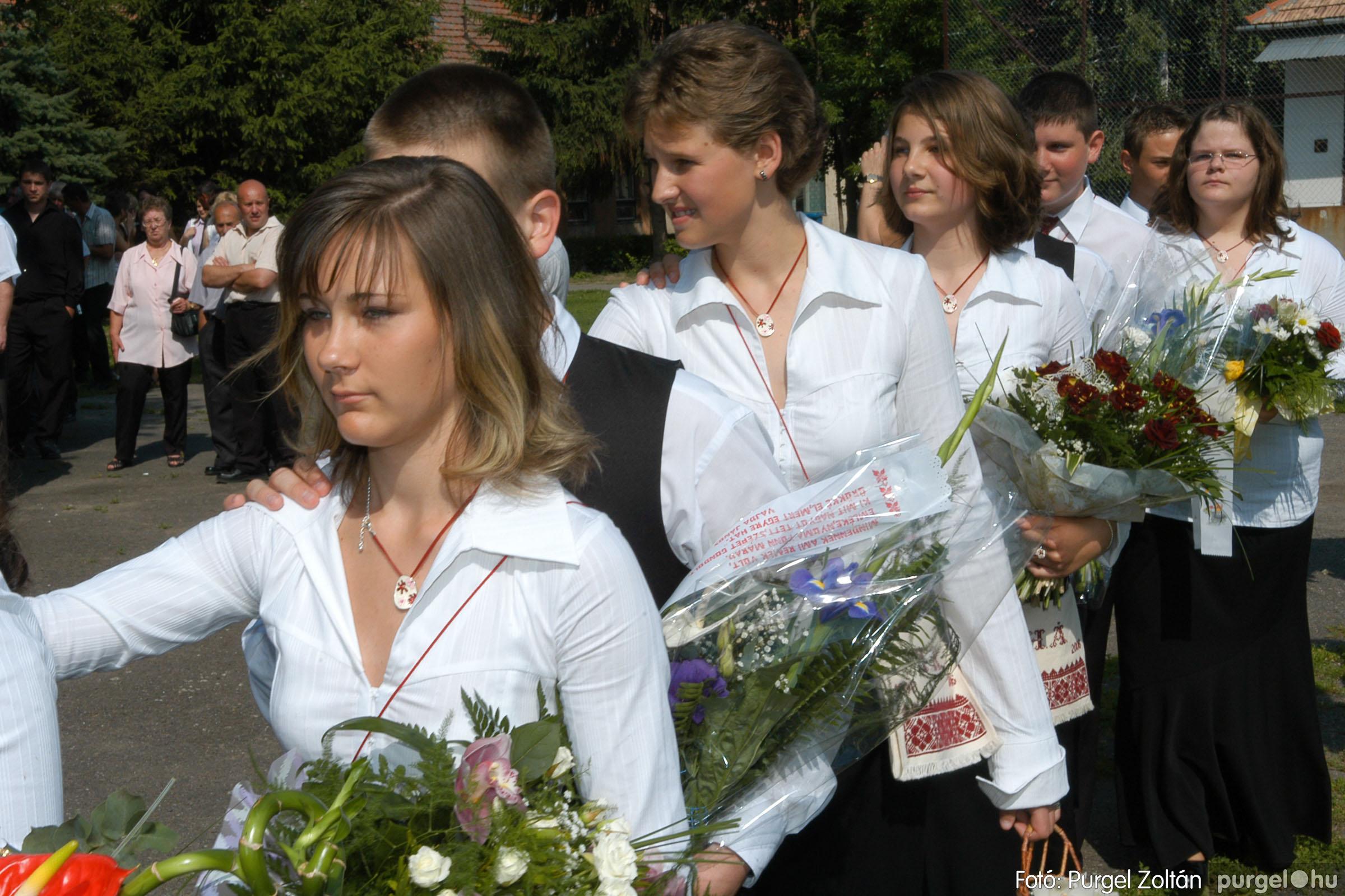 2006.06.17. 037 Forray Máté Általános Iskola ballagás 2006. - Fotó:PURGEL ZOLTÁN© DSC_0055q.jpg