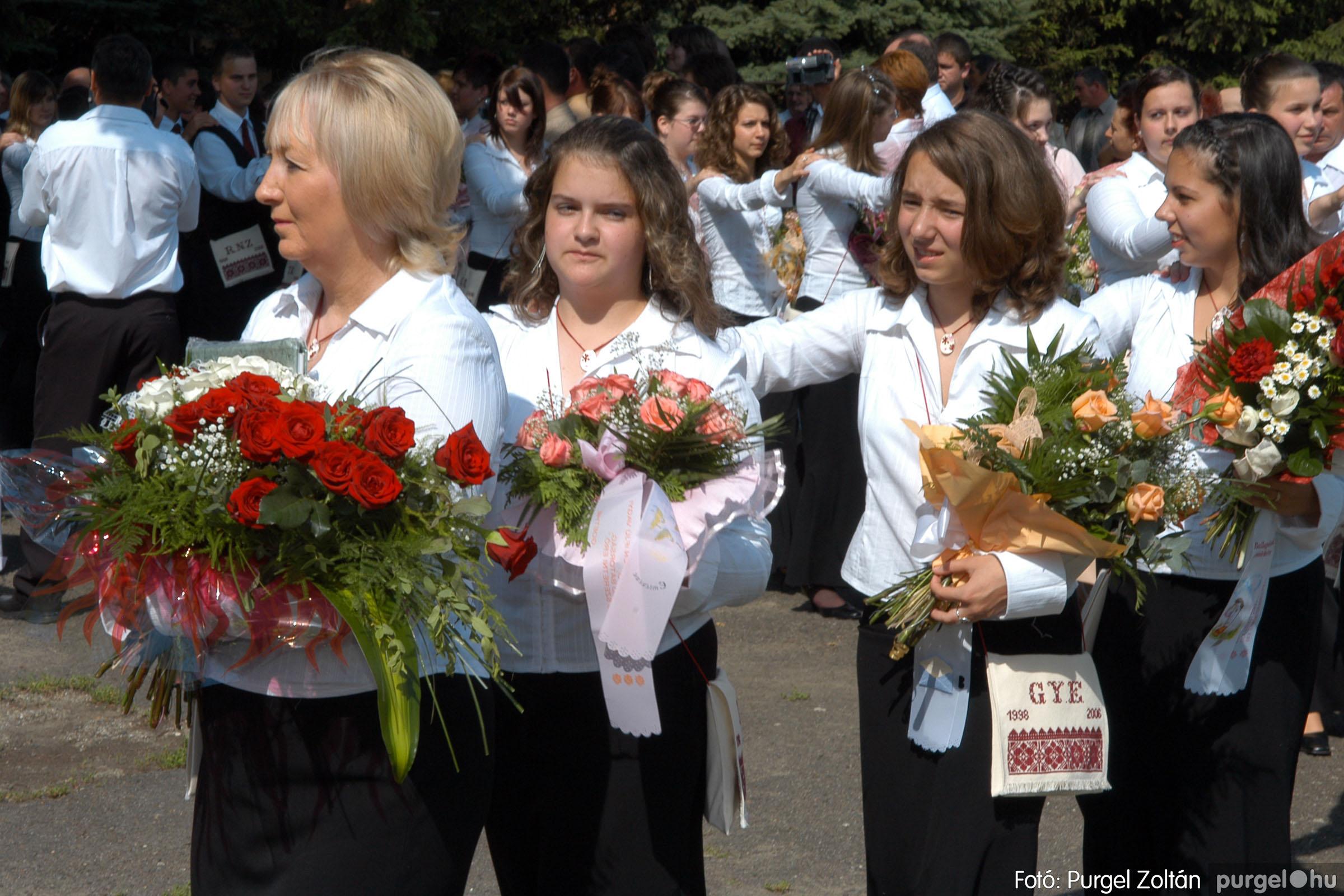 2006.06.17. 034 Forray Máté Általános Iskola ballagás 2006. - Fotó:PURGEL ZOLTÁN© DSC_0052q.jpg