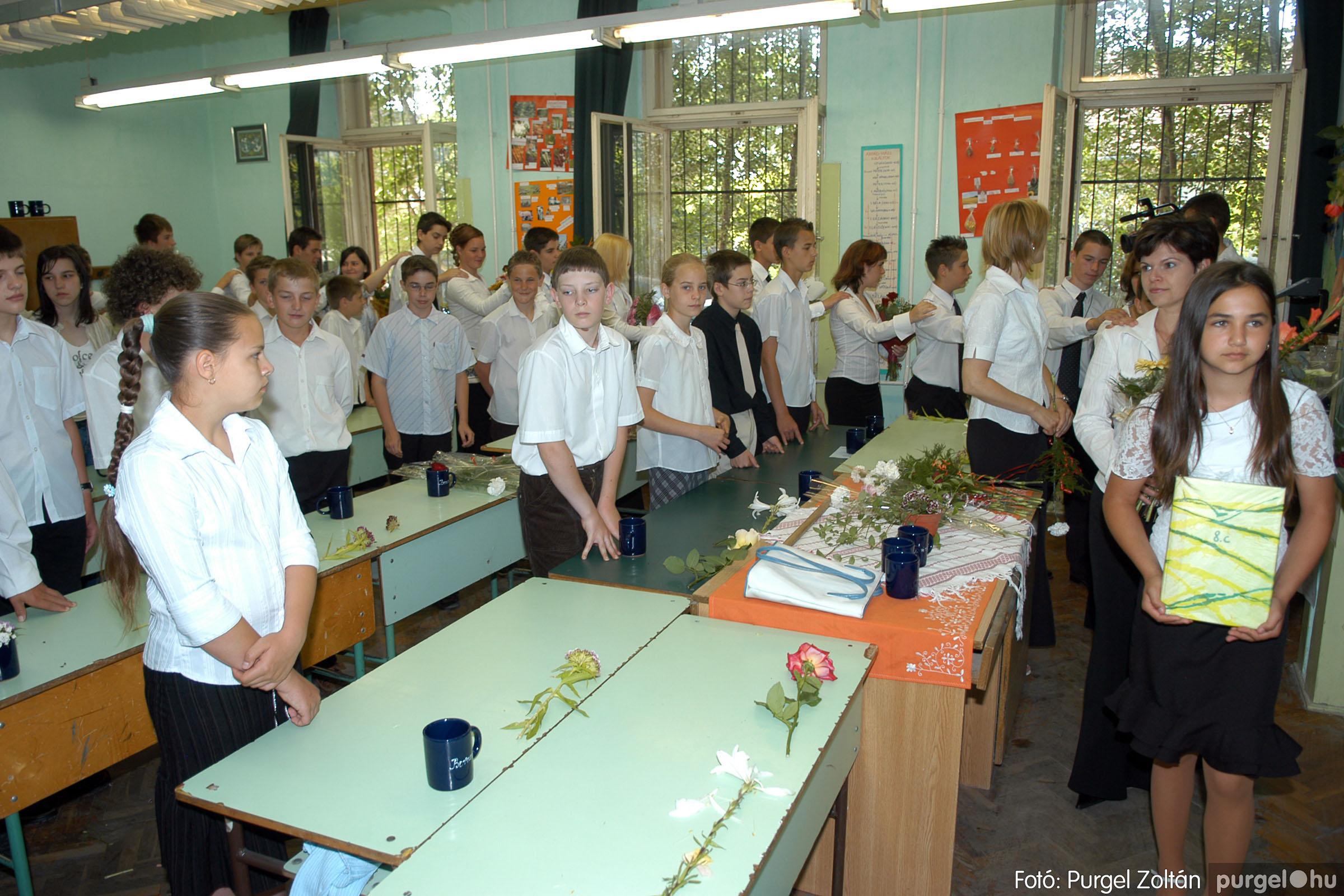 2006.06.17. 022 Forray Máté Általános Iskola ballagás 2006. - Fotó:PURGEL ZOLTÁN© DSC_0032q.jpg