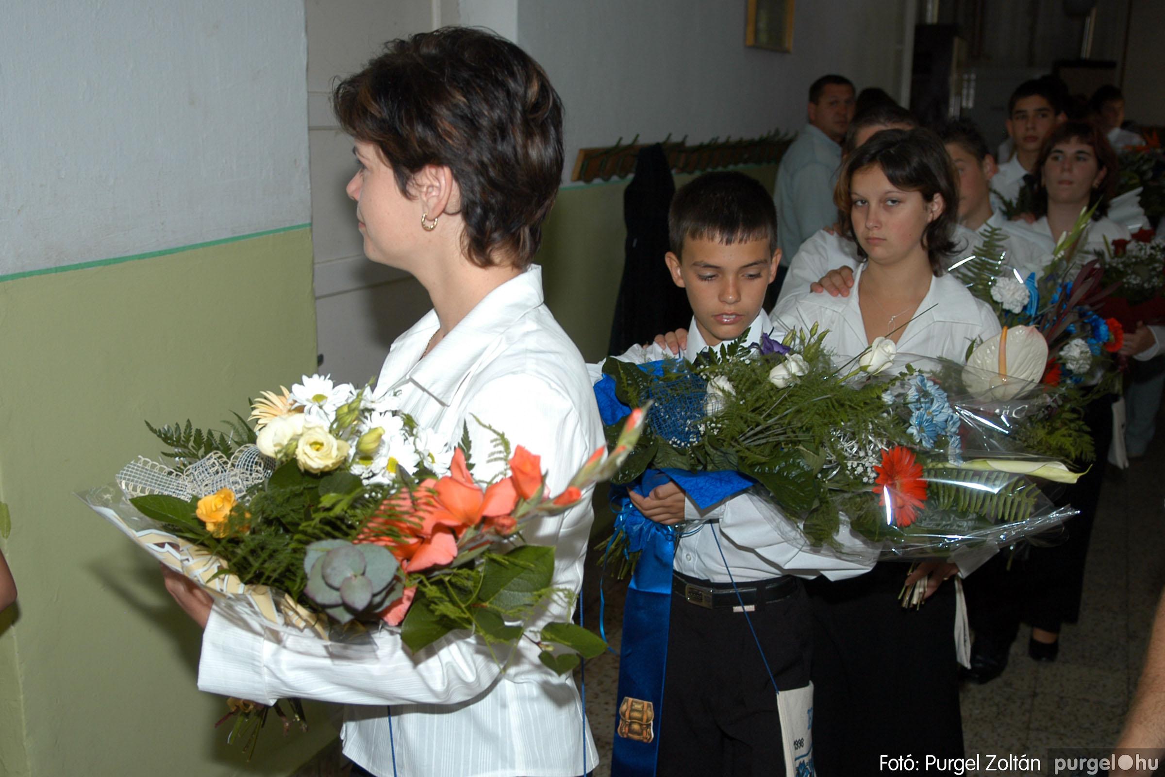 2006.06.17. 020 Forray Máté Általános Iskola ballagás 2006. - Fotó:PURGEL ZOLTÁN© DSC_0029q.jpg