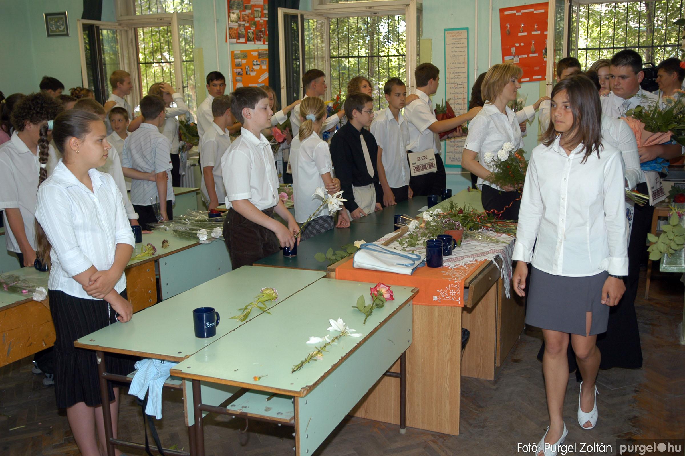 2006.06.17. 017 Forray Máté Általános Iskola ballagás 2006. - Fotó:PURGEL ZOLTÁN© DSC_0023q.jpg