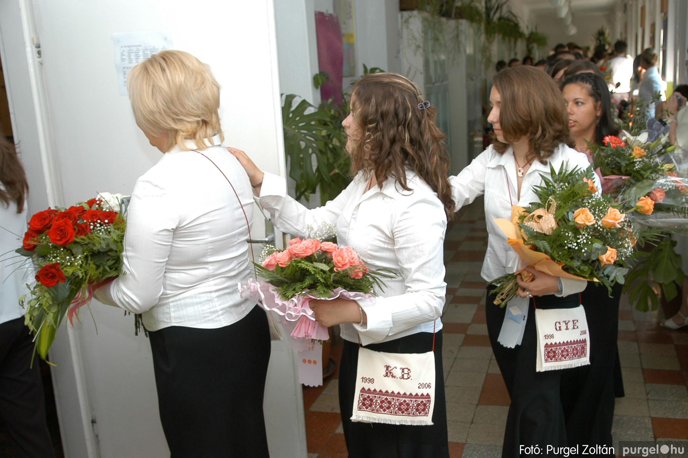 2006.06.17. 013 Forray Máté Általános Iskola ballagás 2006. - Fotó:PURGEL ZOLTÁN© DSC_0017q.jpg