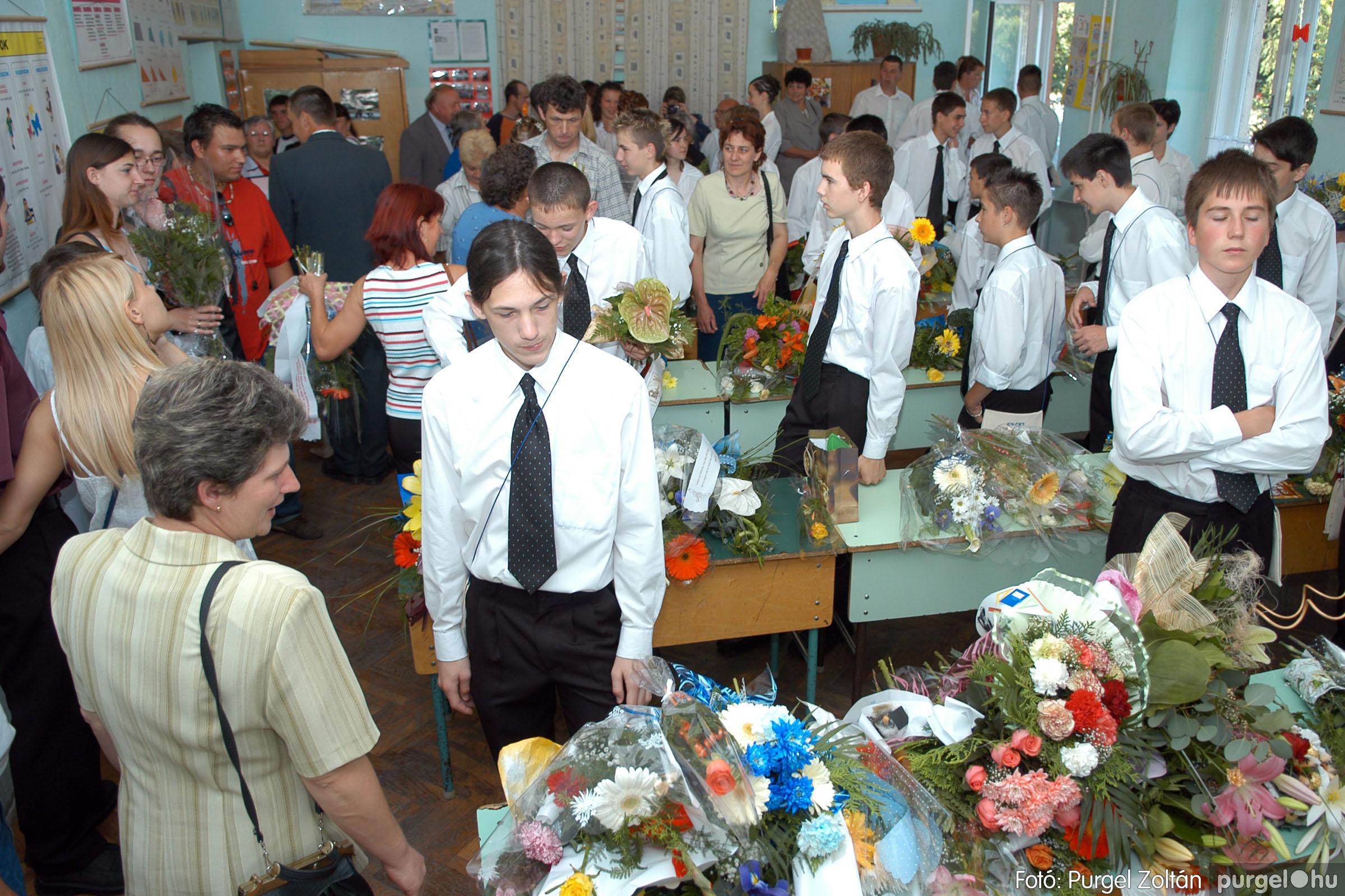 2006.06.17. 006 Forray Máté Általános Iskola ballagás 2006. - Fotó:PURGEL ZOLTÁN© DSC_0010q.jpg