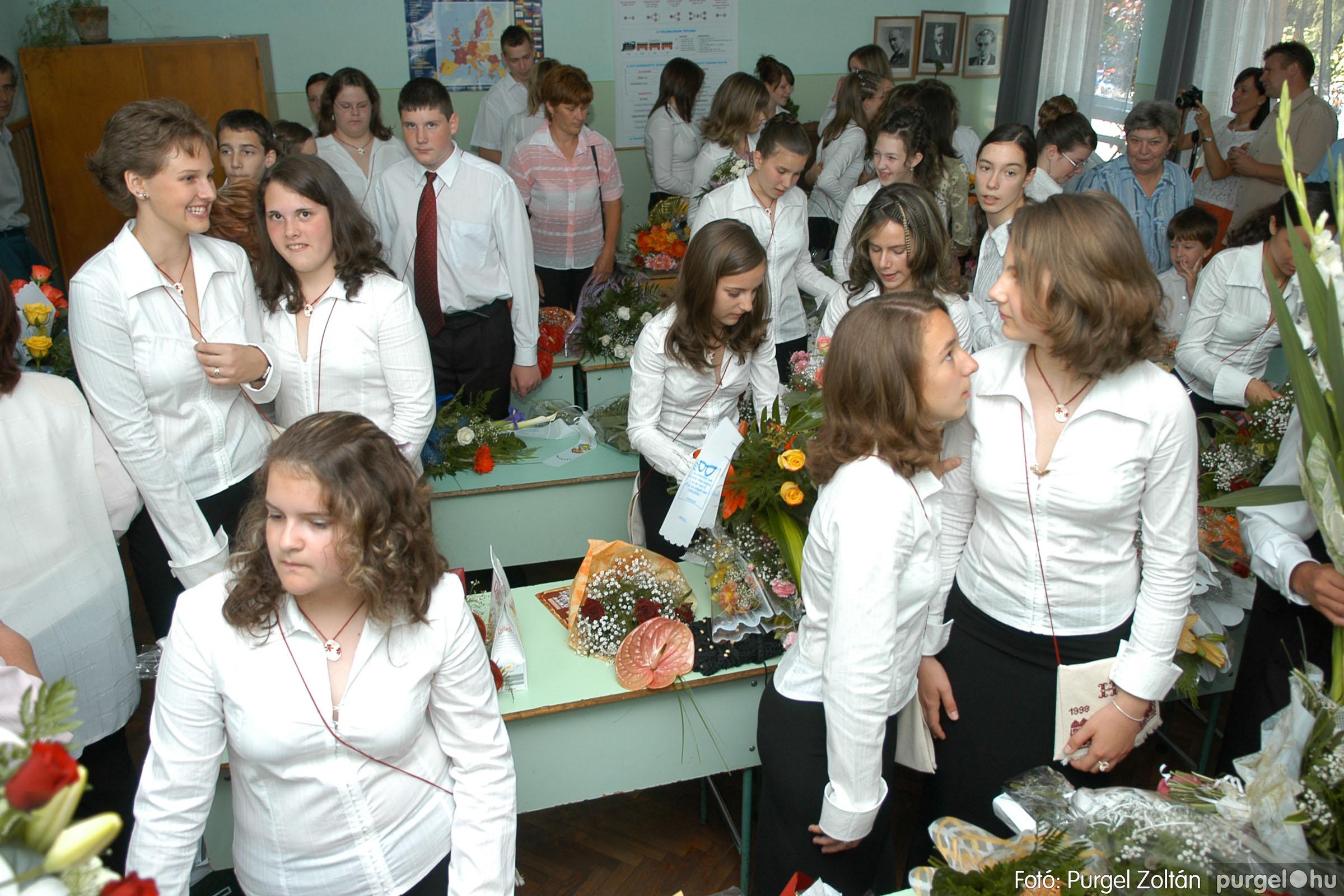 2006.06.17. 002 Forray Máté Általános Iskola ballagás 2006. - Fotó:PURGEL ZOLTÁN© DSC_0005q.jpg
