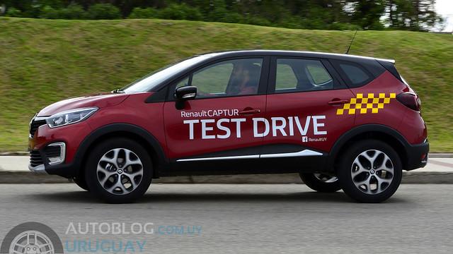 Contacto Renault Grand Captur Intens 1.6 CVT