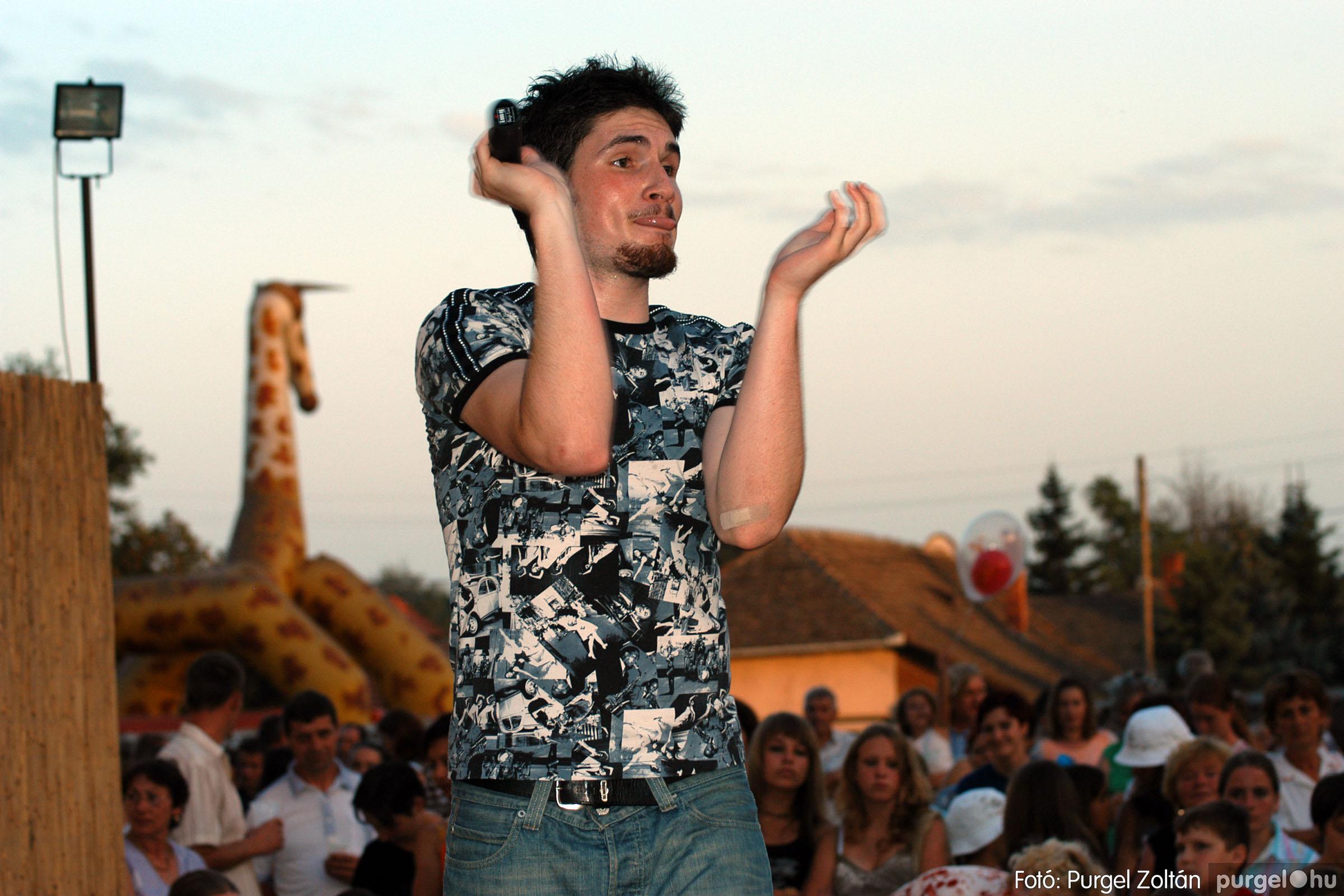2006.08.19. 220 Szegvári falunapok - 2. nap - Fotó:PURGEL ZOLTÁN© DSC_0099q.jpg