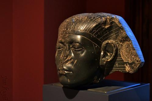 Head of a Sphinx of Senwosret III