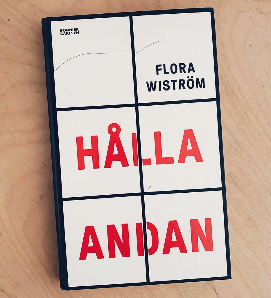 Flora Wiström - Hålla andan