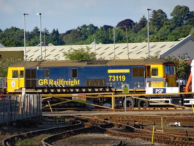 73119 Eastleigh 28.07.19