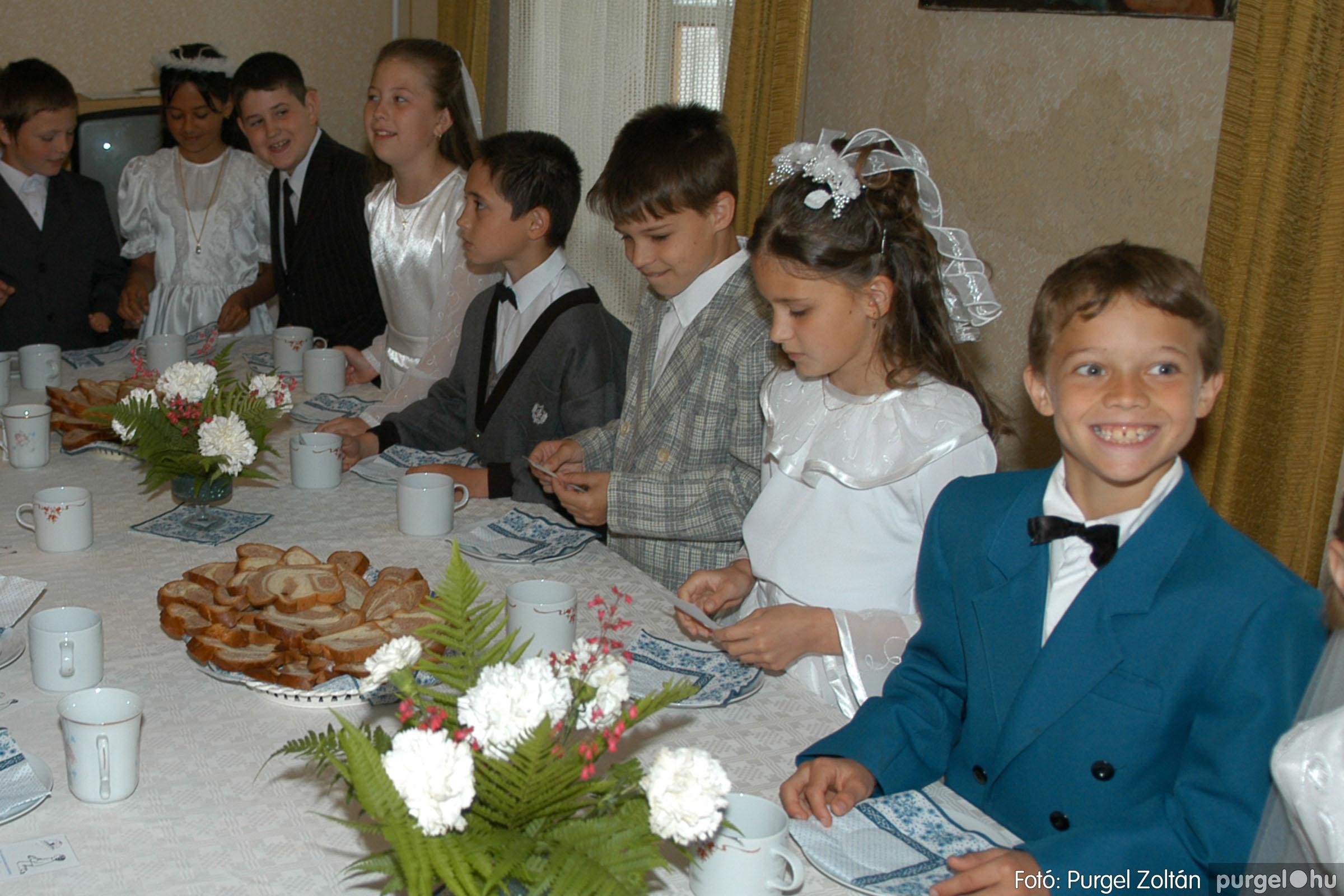 2006.05.21. 078 Kisboldogasszony templom elsőáldozás - Fotó:PURGEL ZOLTÁN© DSC_0349q.jpg
